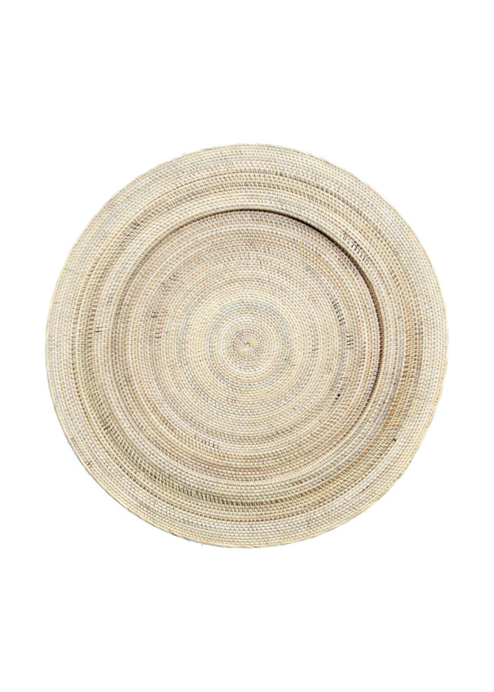 The Jasmine Plate - Natural - M