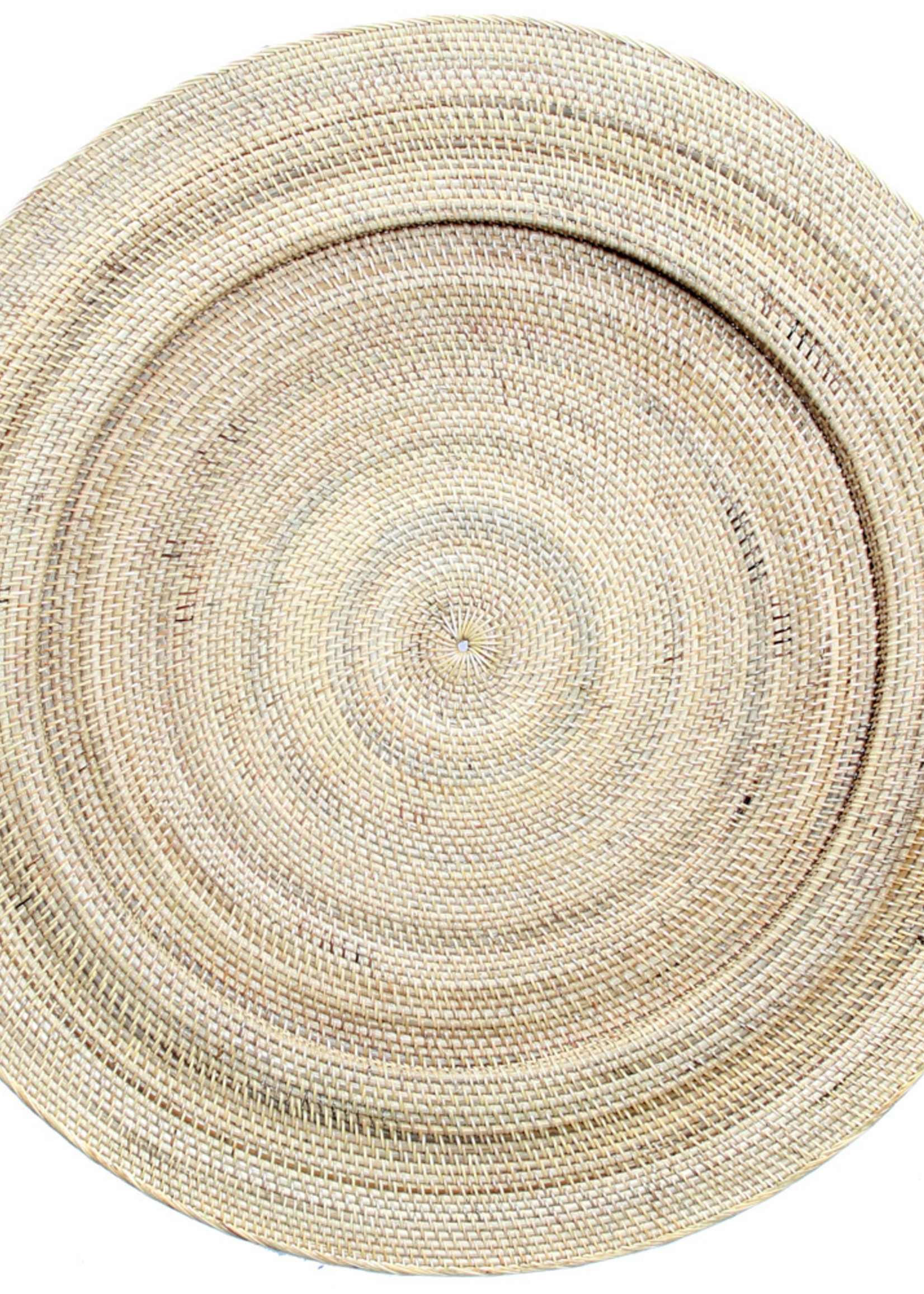 The Jasmine Plate - Natural - XL