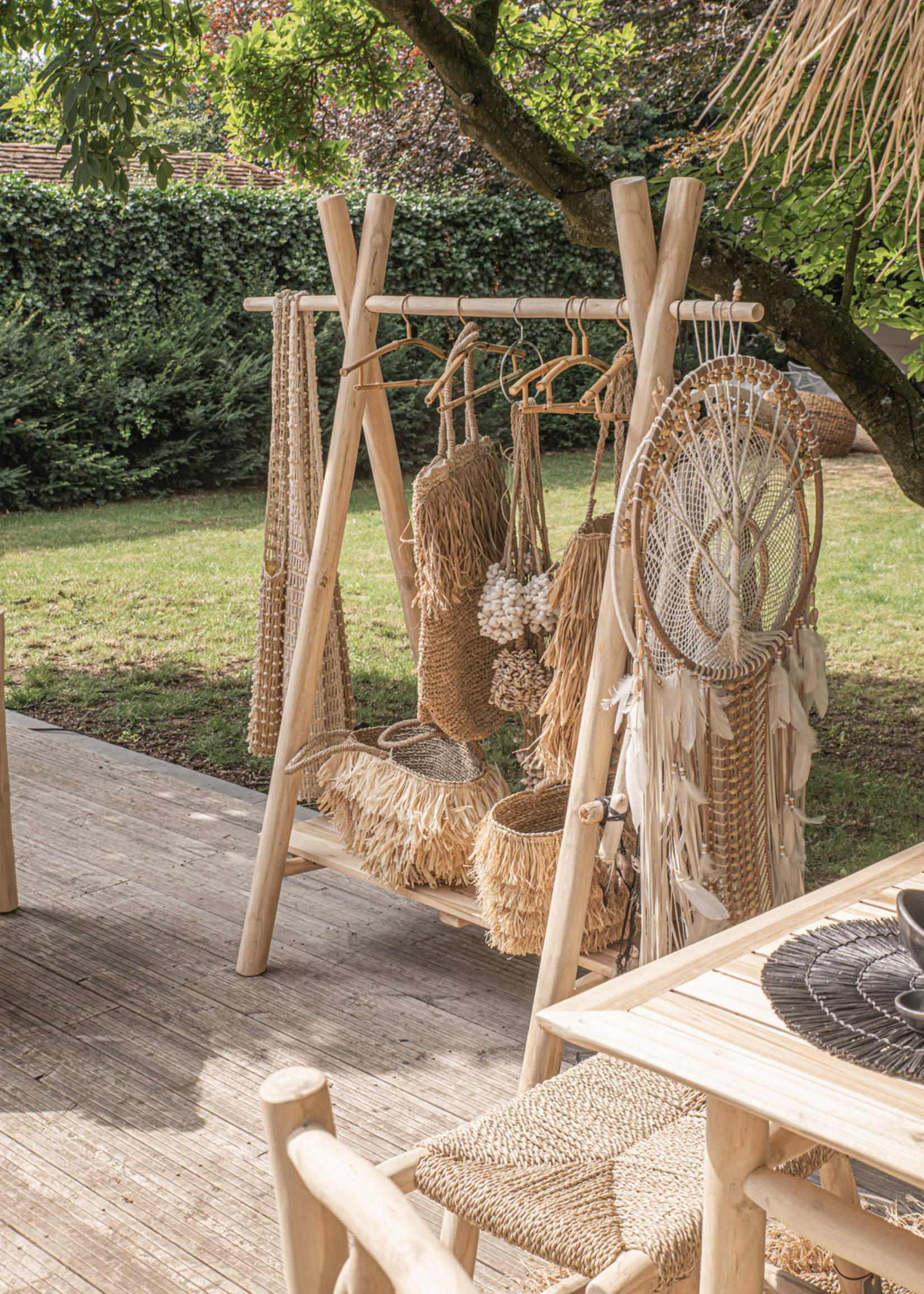 The Cloth Rack - Natural