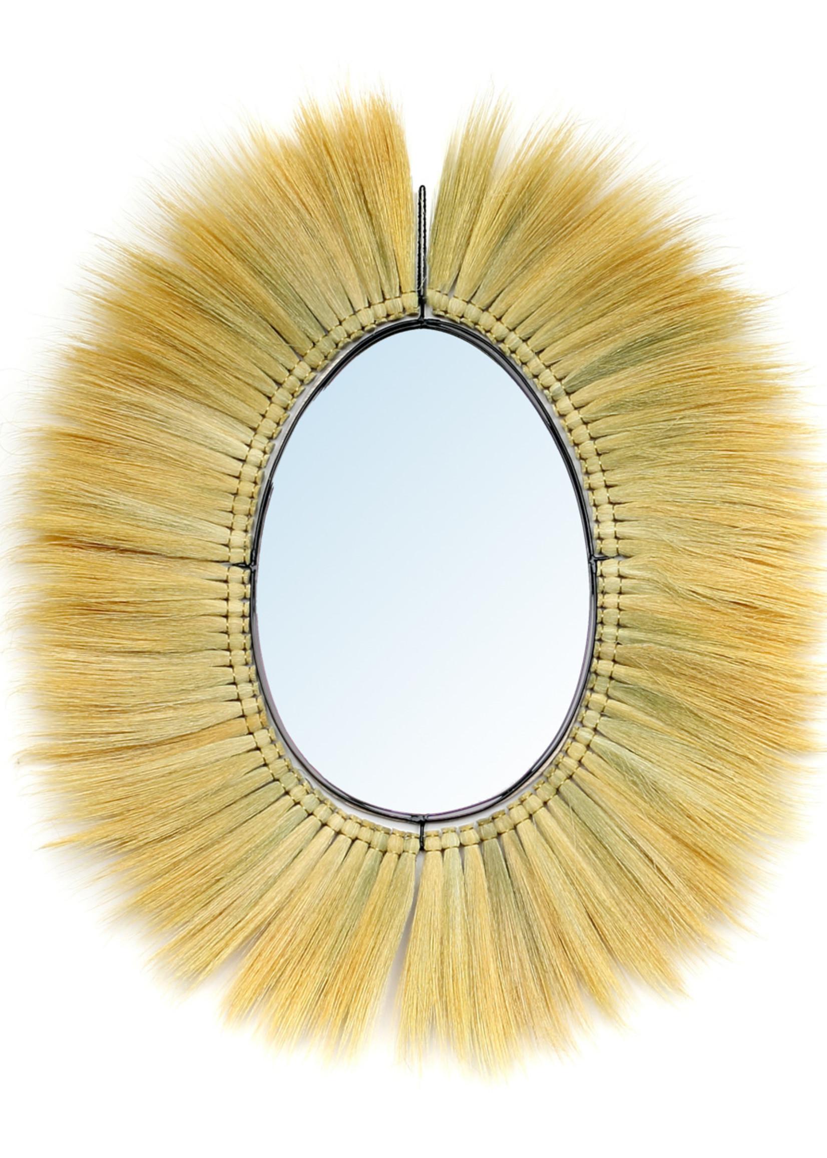The Royal Mirror - Natural