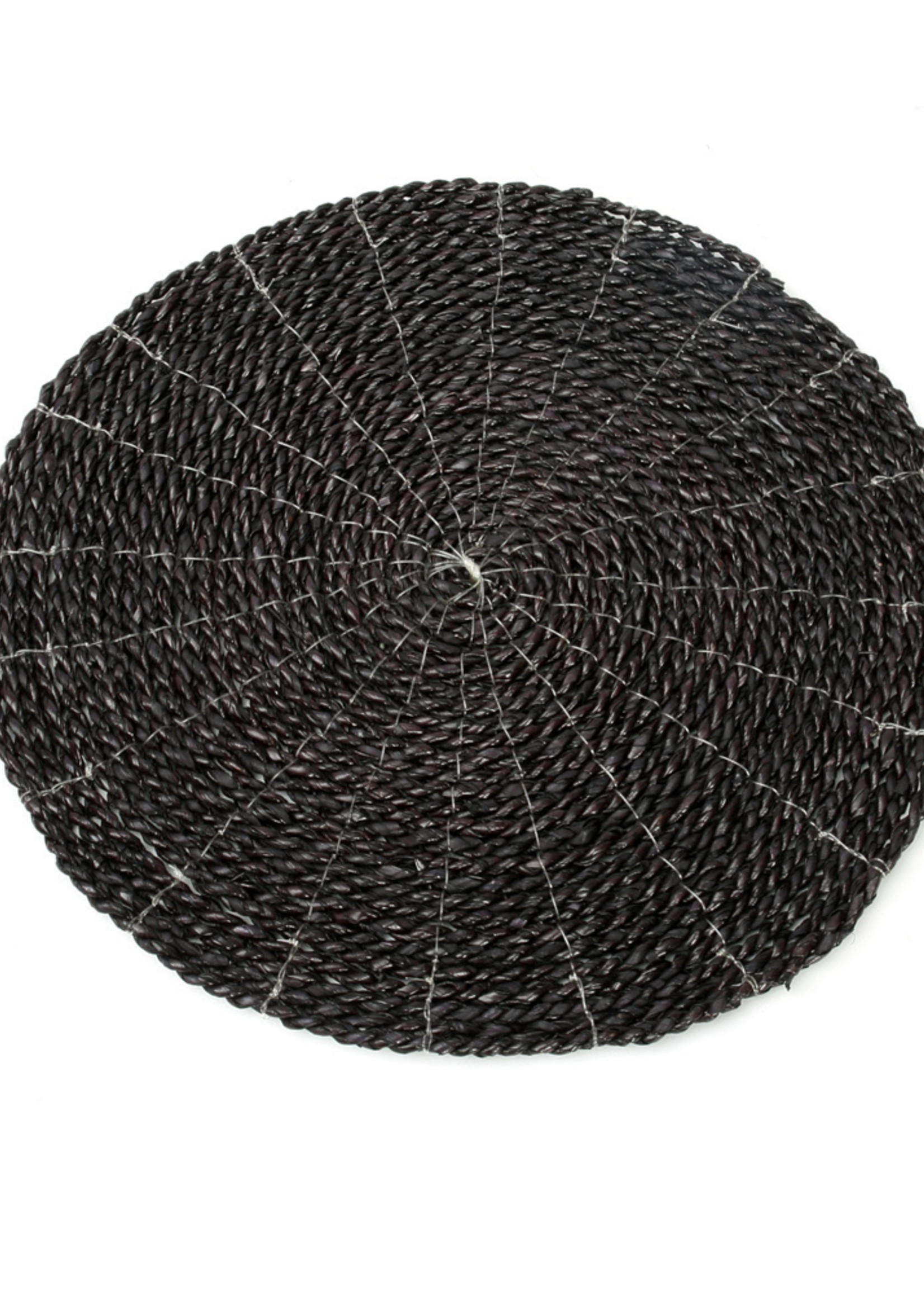 The Seagrass Placemat - Black