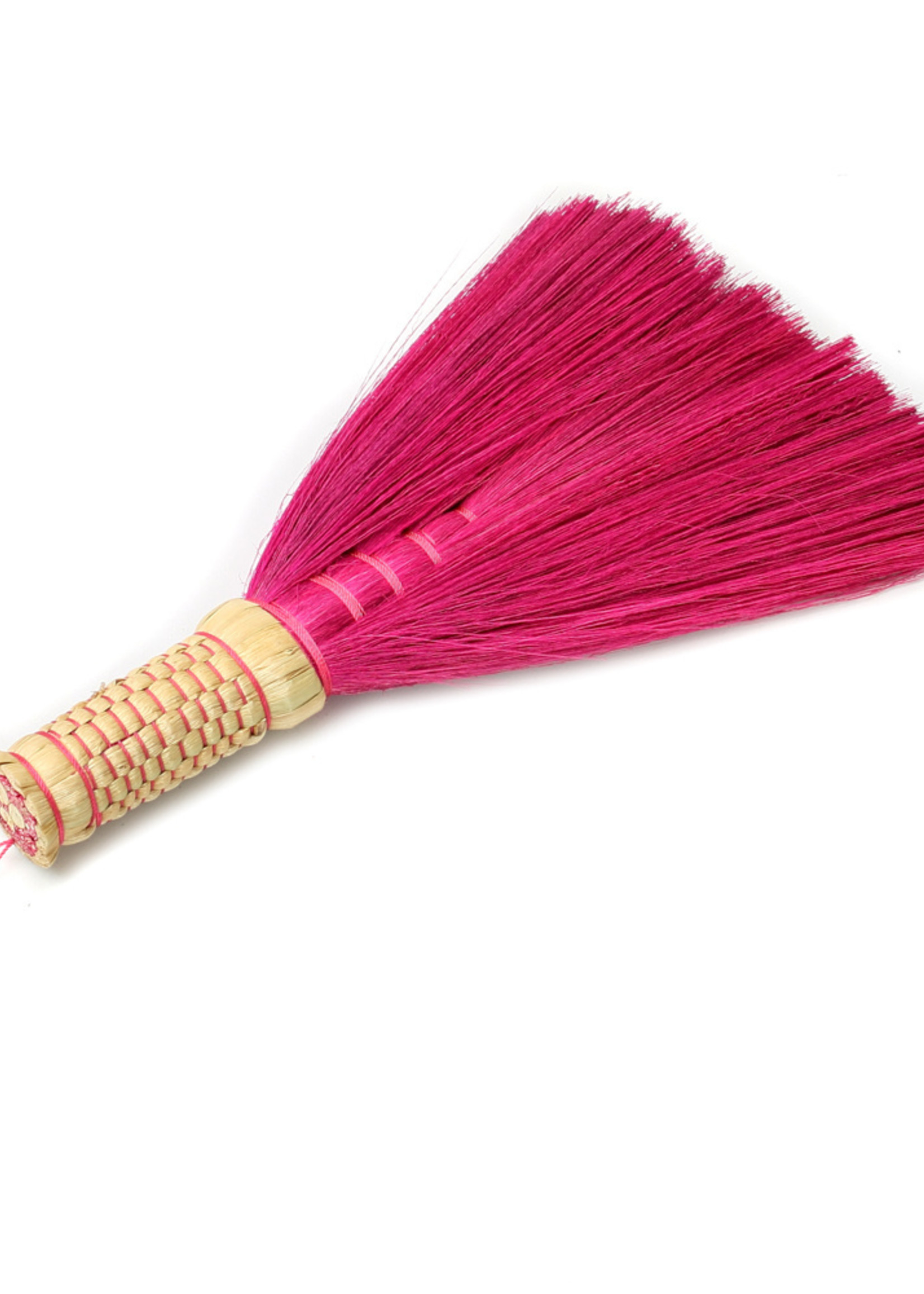 The Sweeping Brush - Pink
