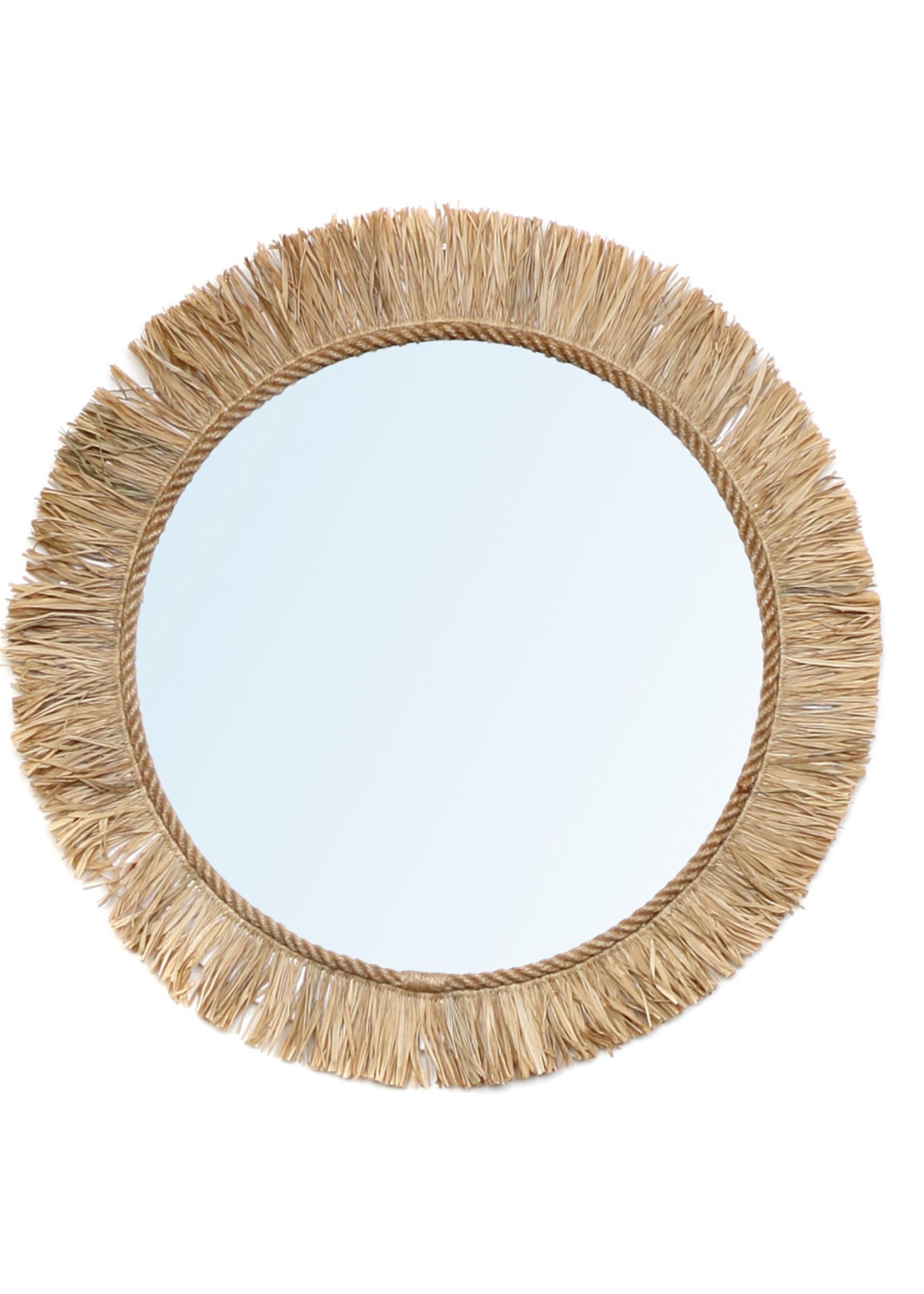 The Tahiti Mirror - Natural