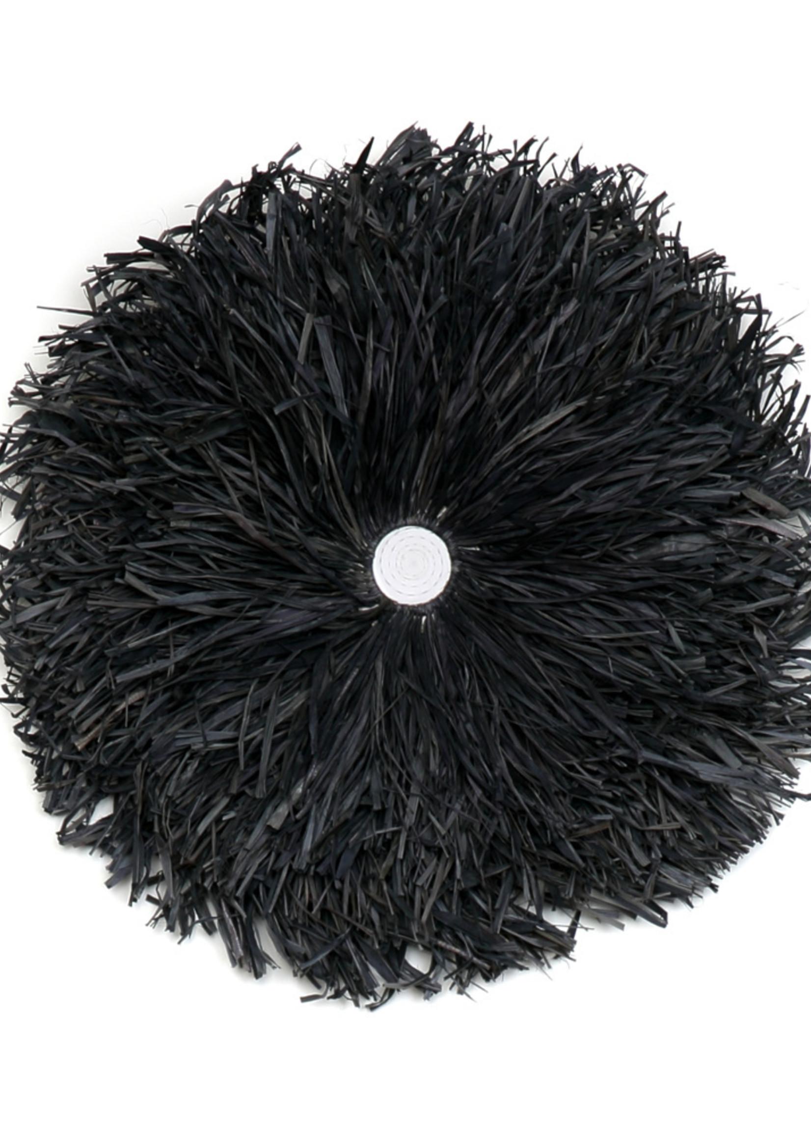 The Raffia Juju - Black