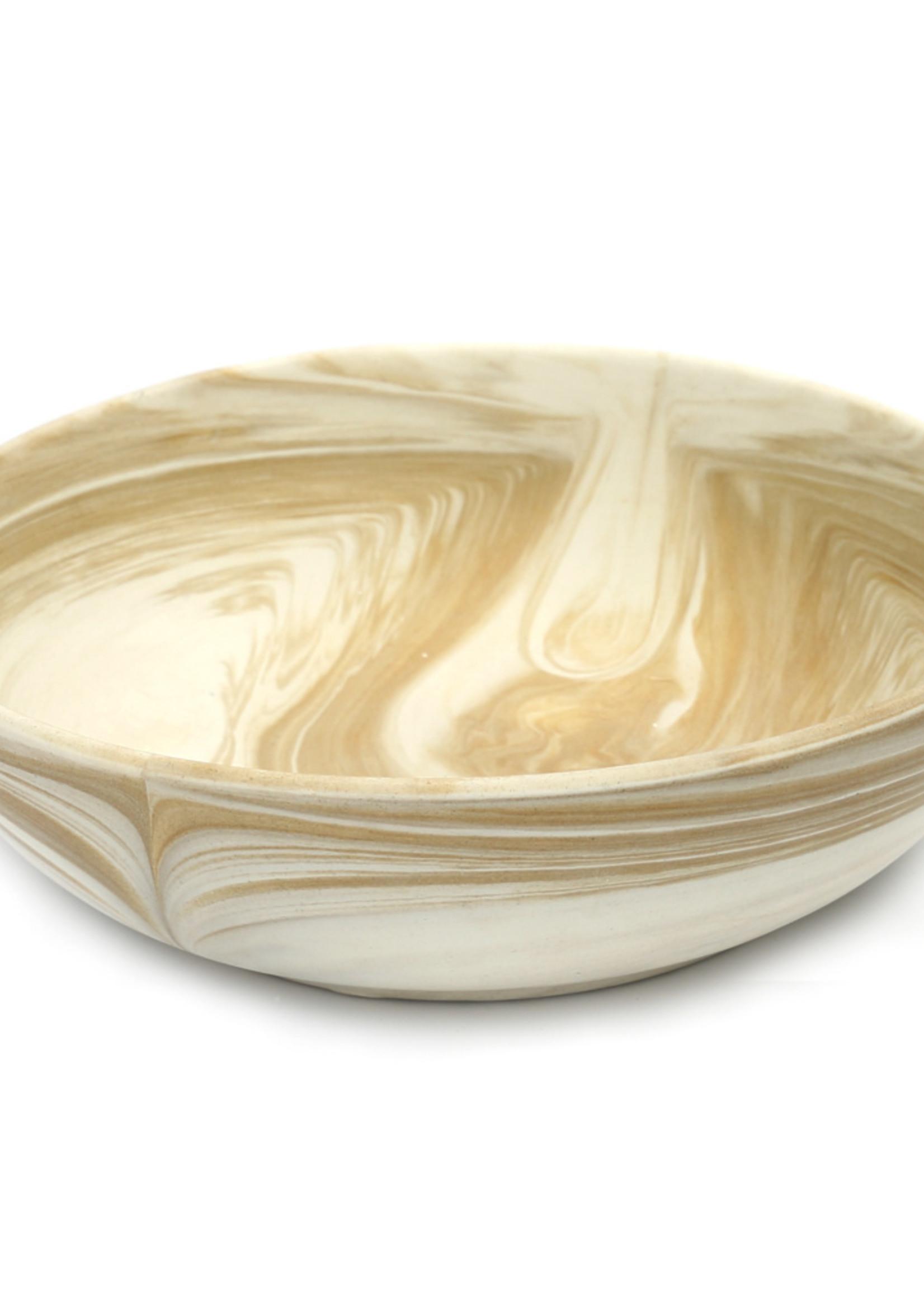 The Ceramic Bowl - Natural White - 23