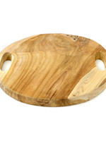 The Teak Root Tray