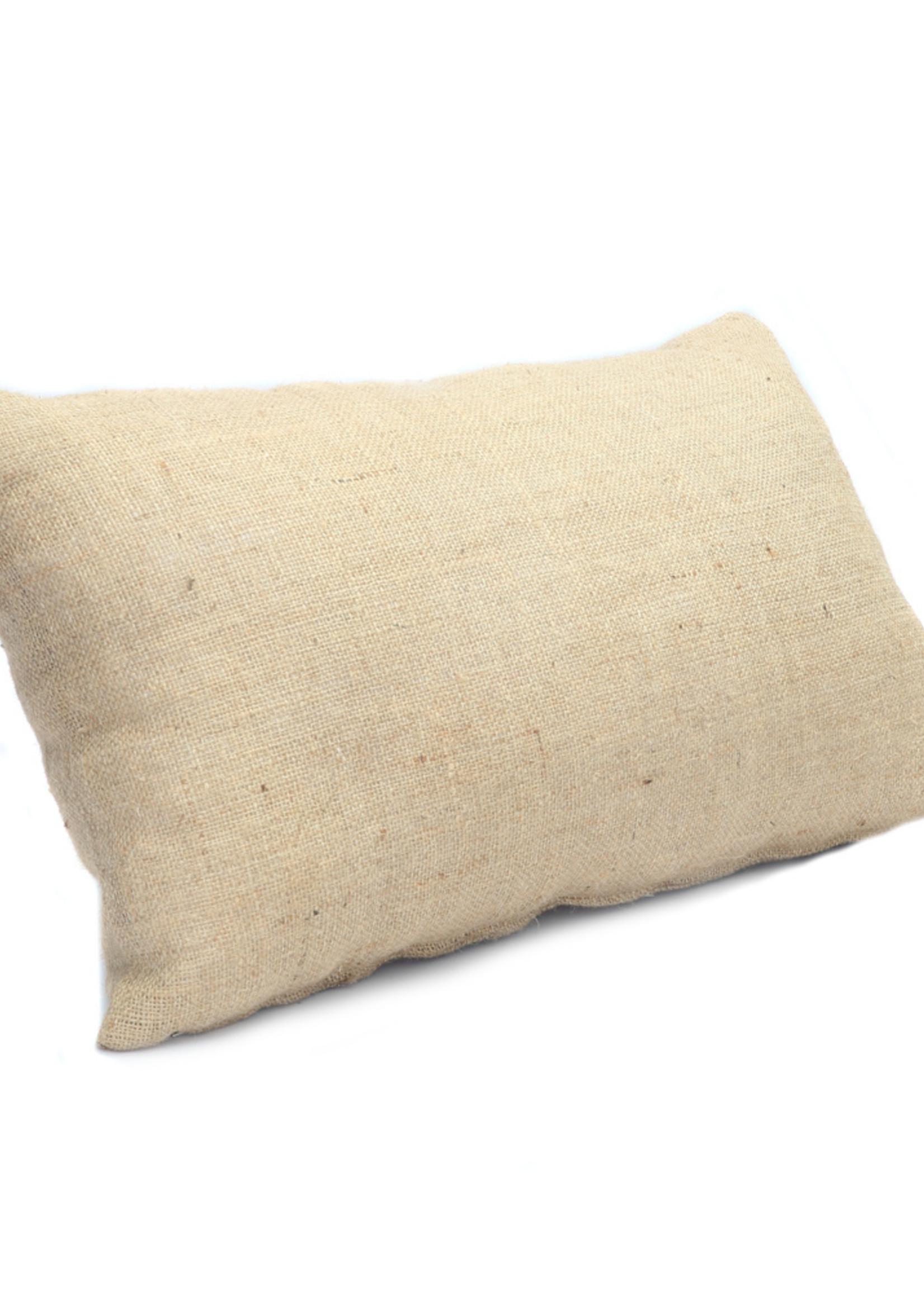 The Jute Cushion - Natural