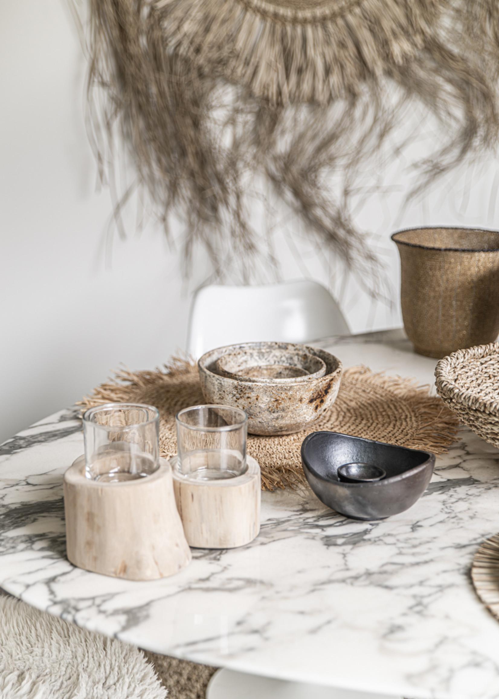 The Burned Bowl - Antique - S