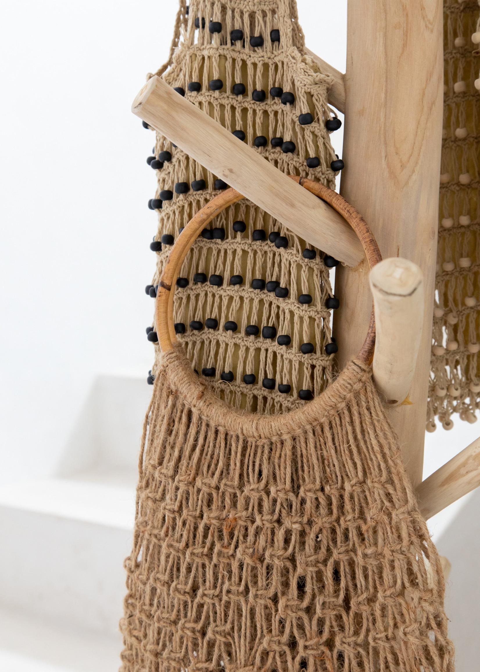 The Coat Hanger - Natural