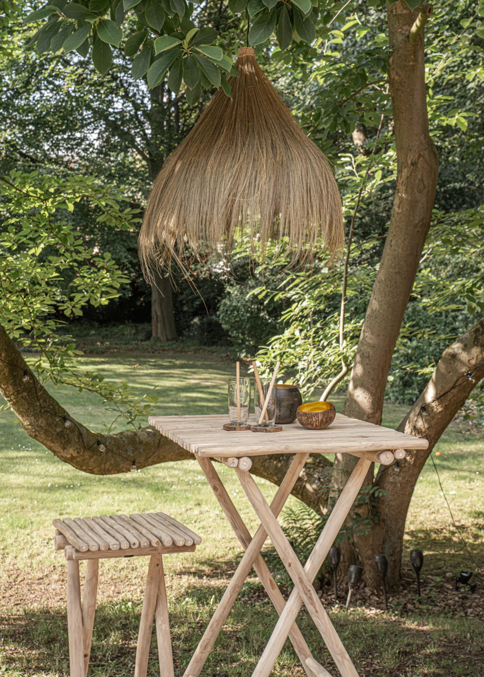 The Rayung Hut Pendant Lamp - Natural - L