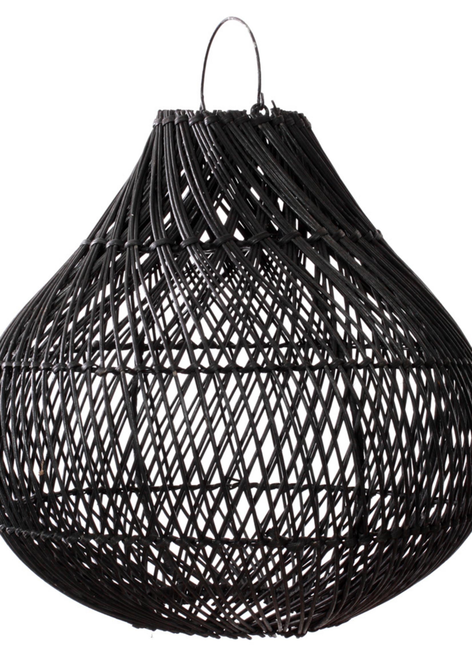 The Bottle Pendant - Black - L