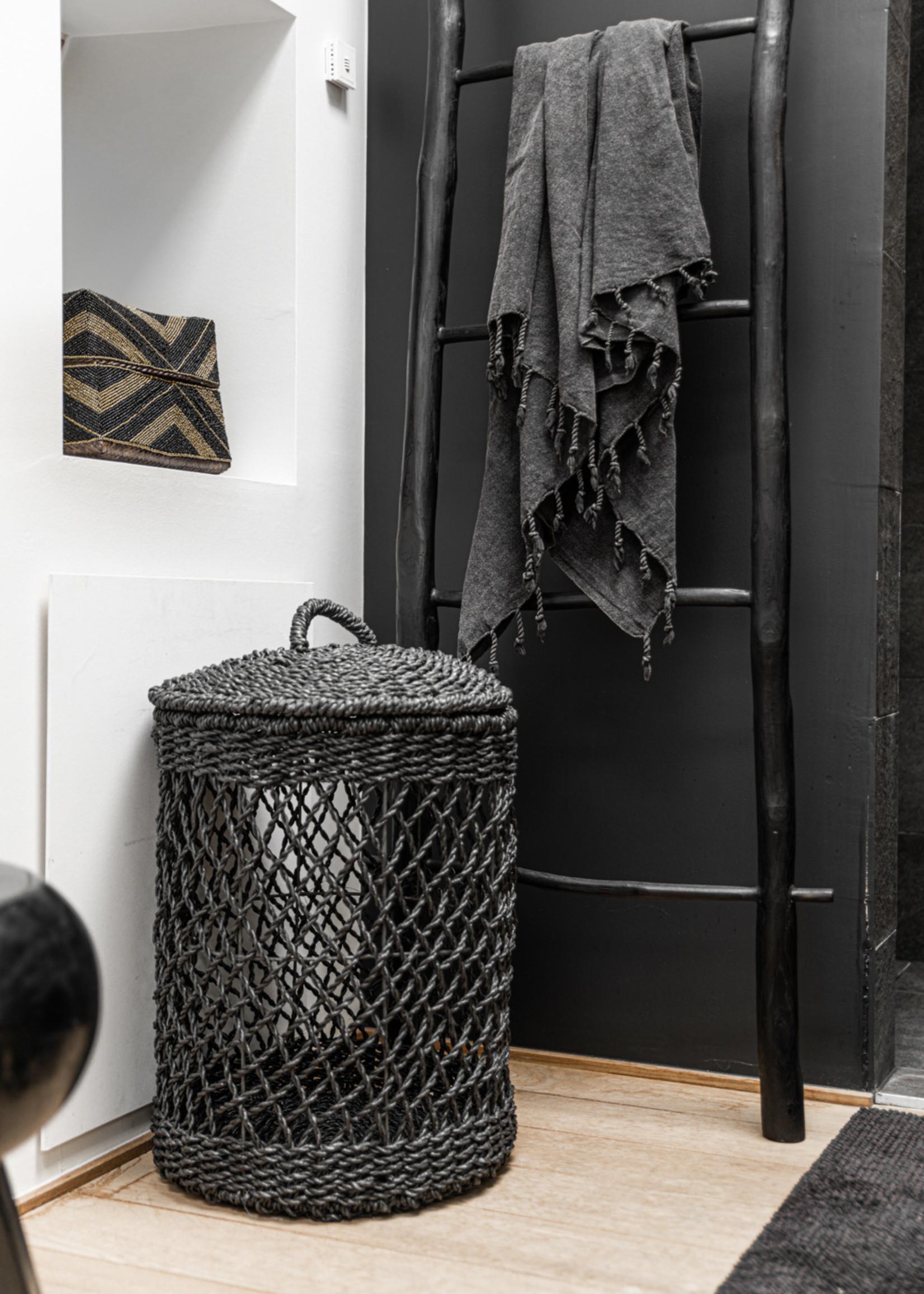 The Laundry Basket - Black - SET3