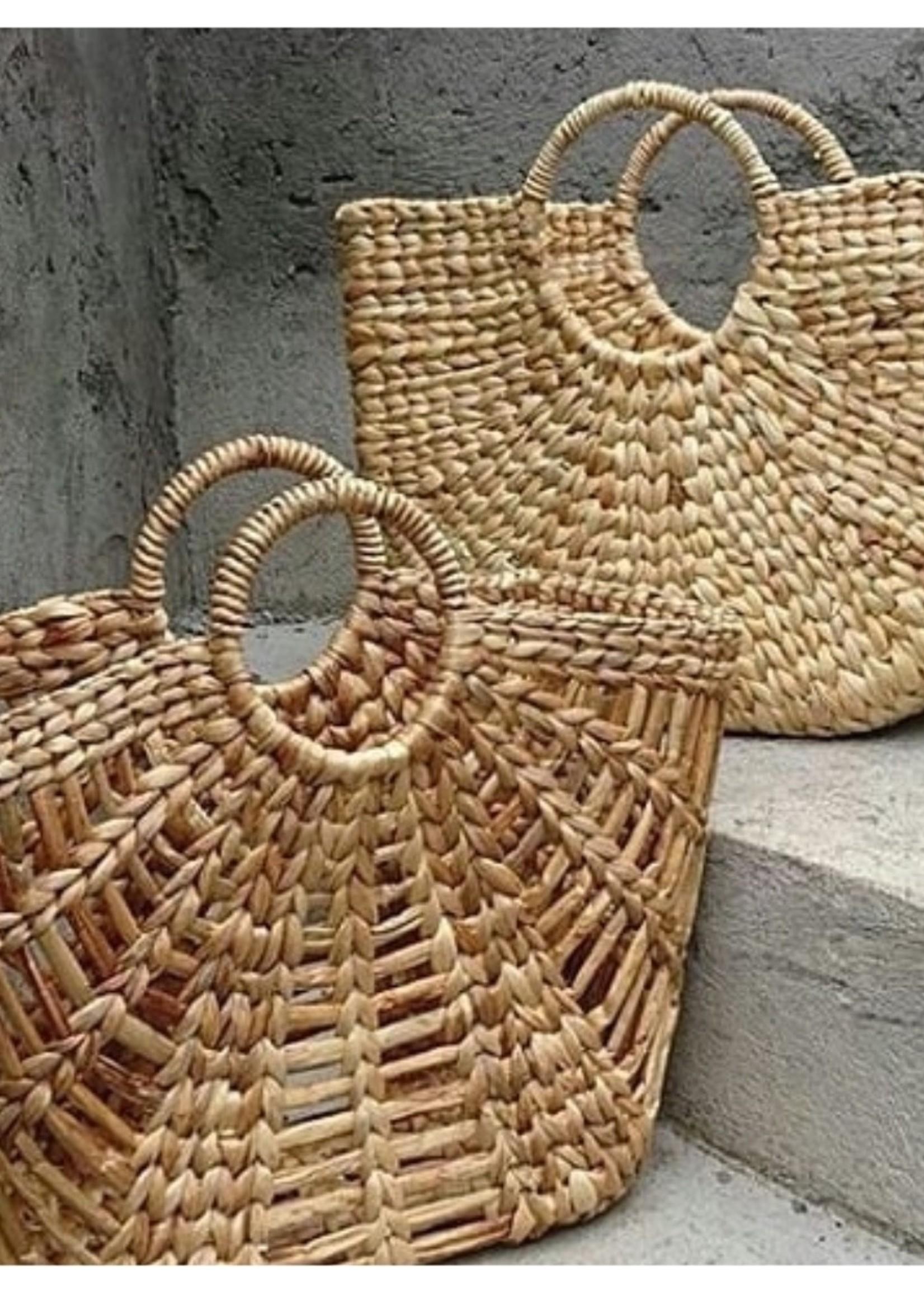 The Sunset Basket - Natural