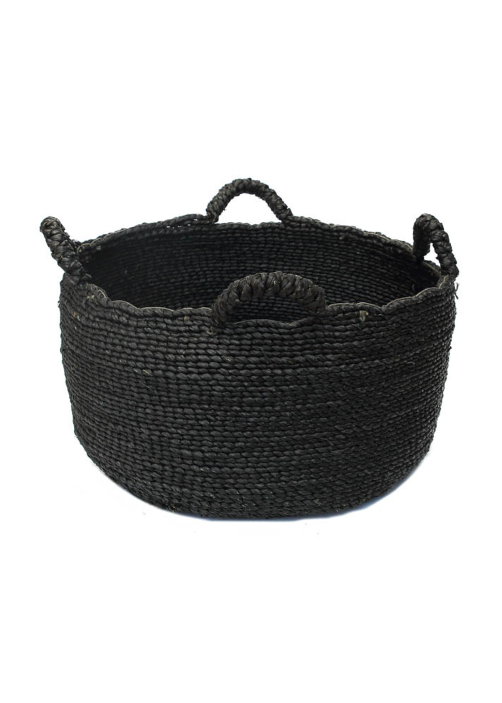 Les Quatre Mains Baskets - Black - S