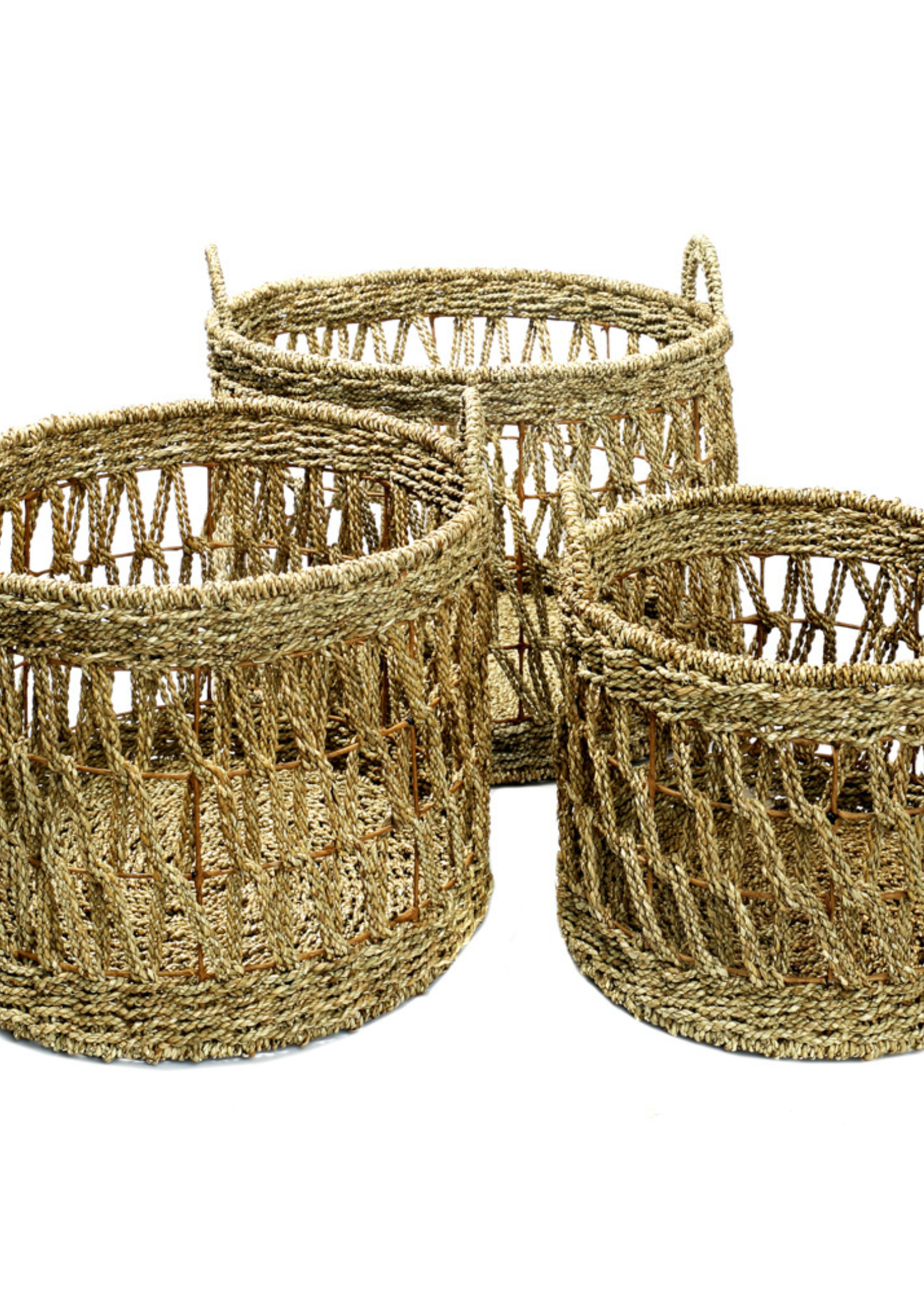 The Perfore Baskets - Natural - SET3