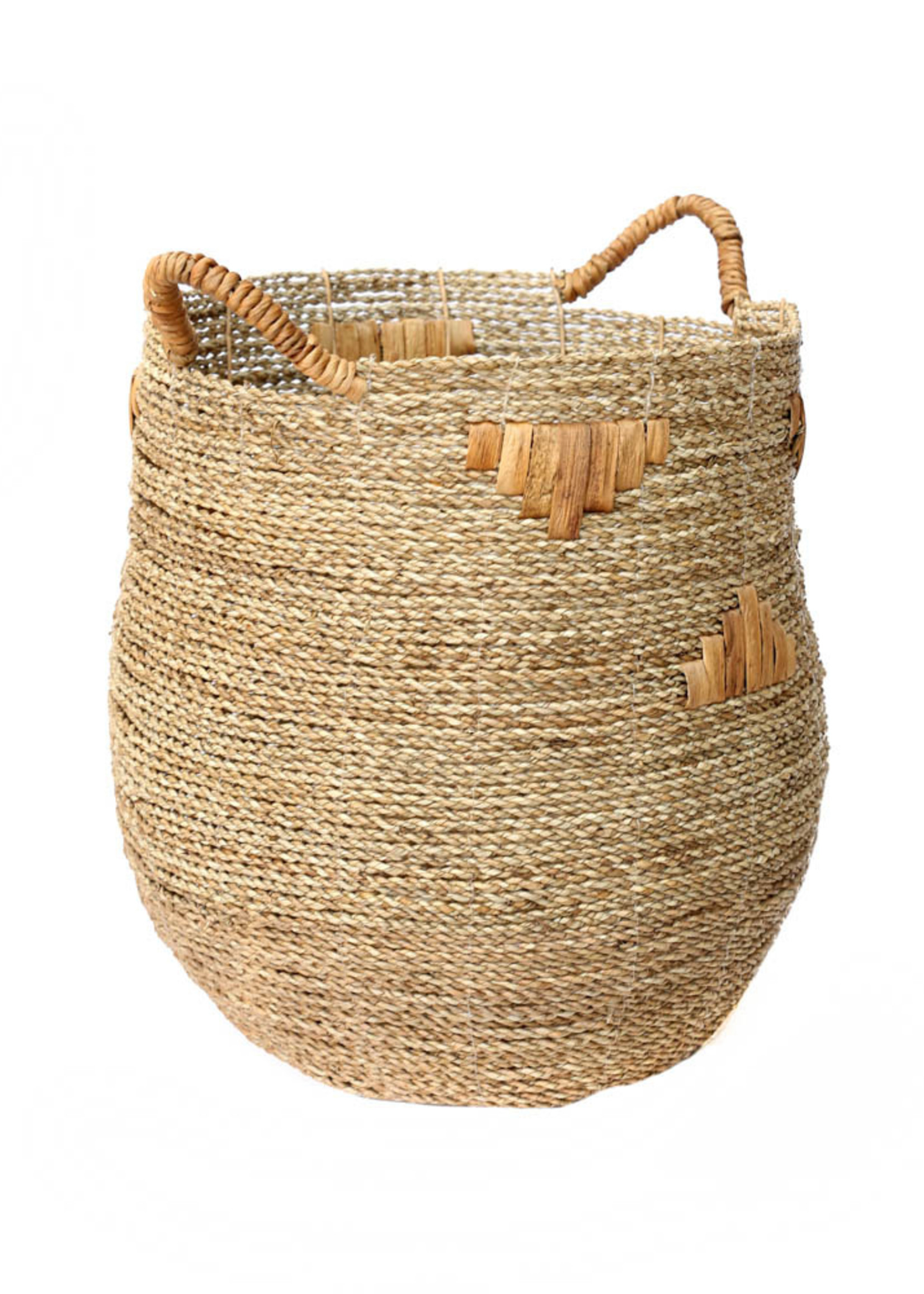 The Chubby Graphic Basket - Large