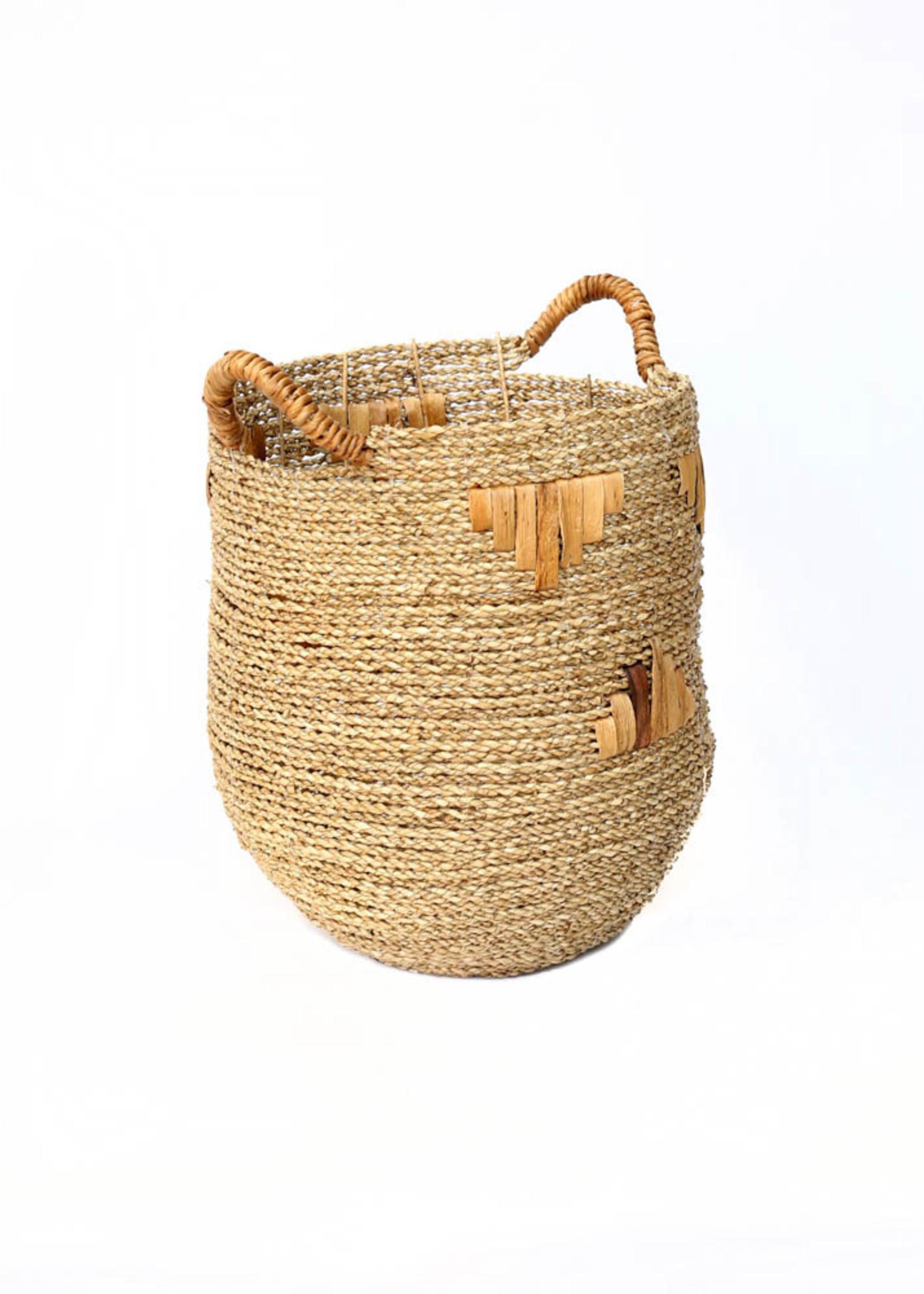 The Chubby Graphic Basket - Medium
