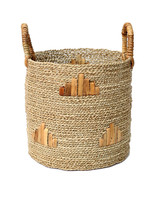 The Twiggy Graphic Baskets