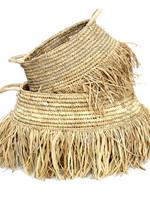 The Raffia Deluxe Baskets