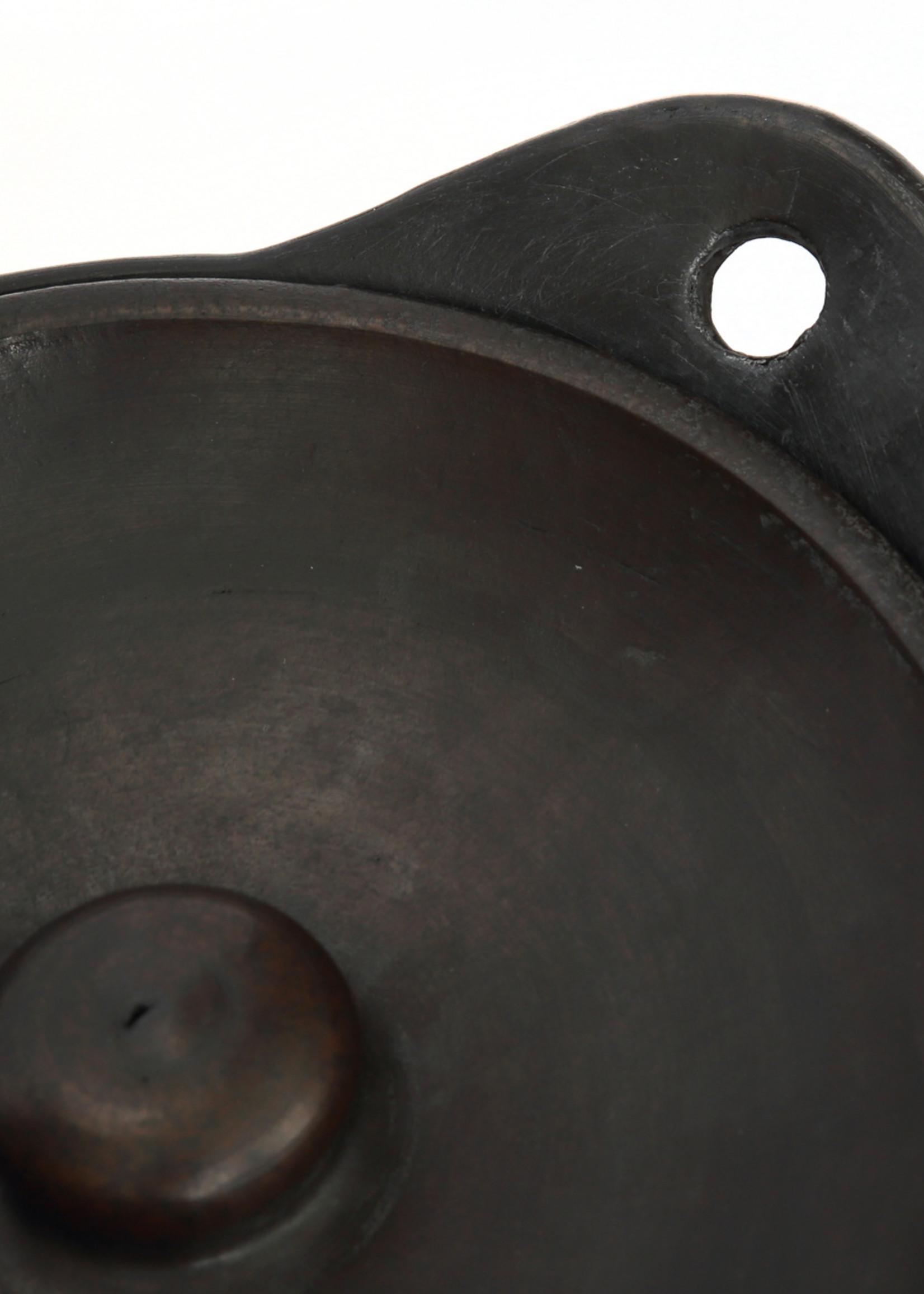 The Burned Pot - Black