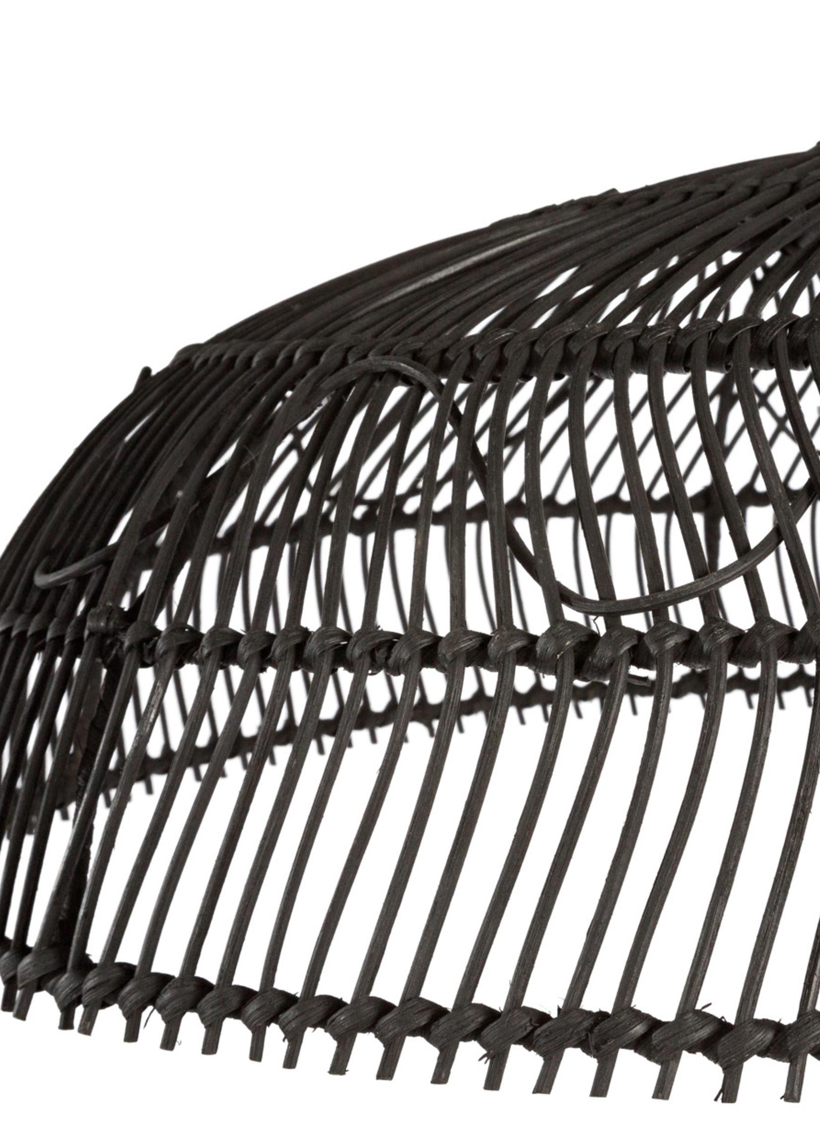The Paraguas Pendant - Black - L