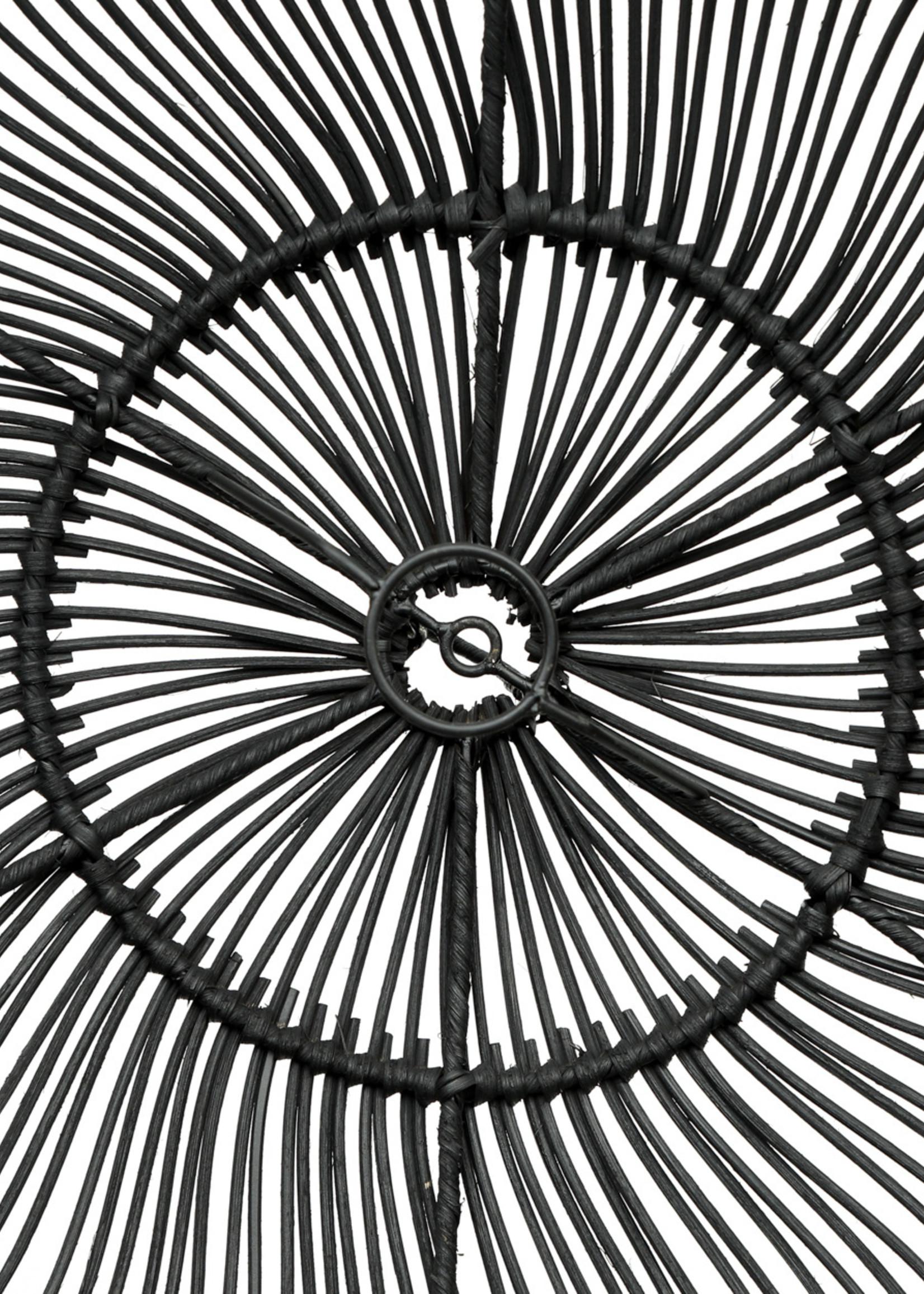 The Paraguas Pendant - Black - M