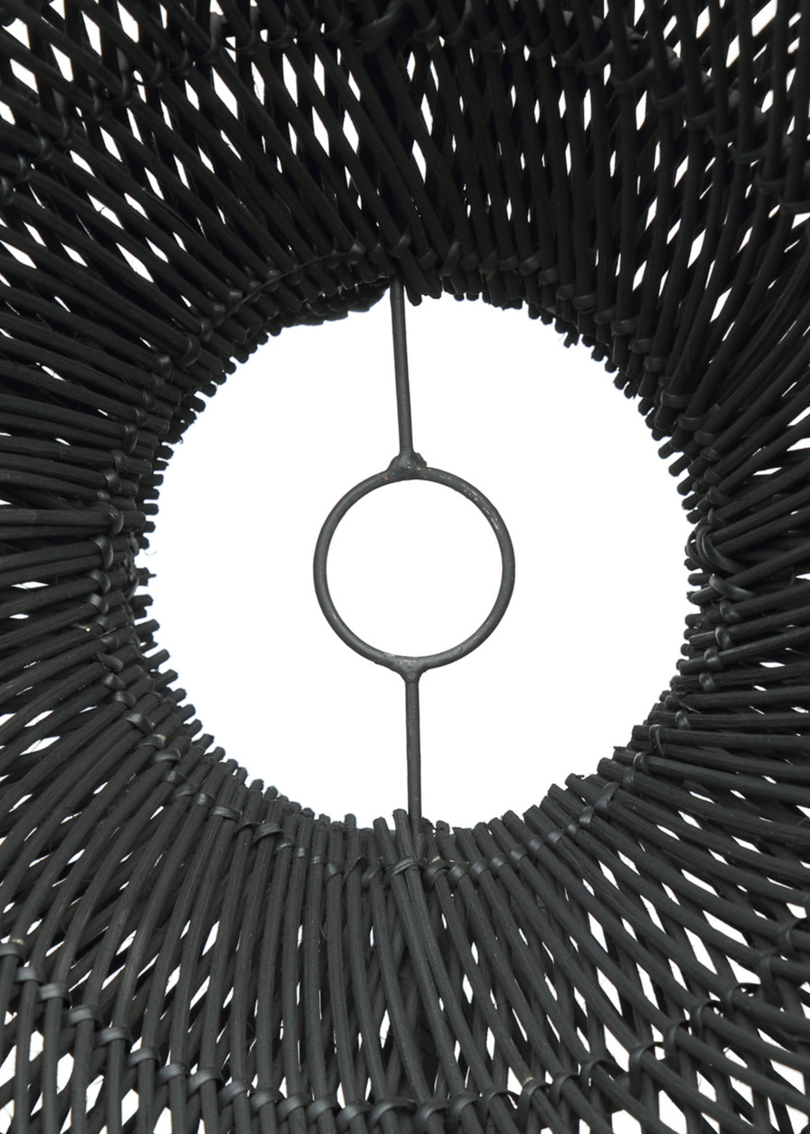 The Cloud Pendant - Black - M