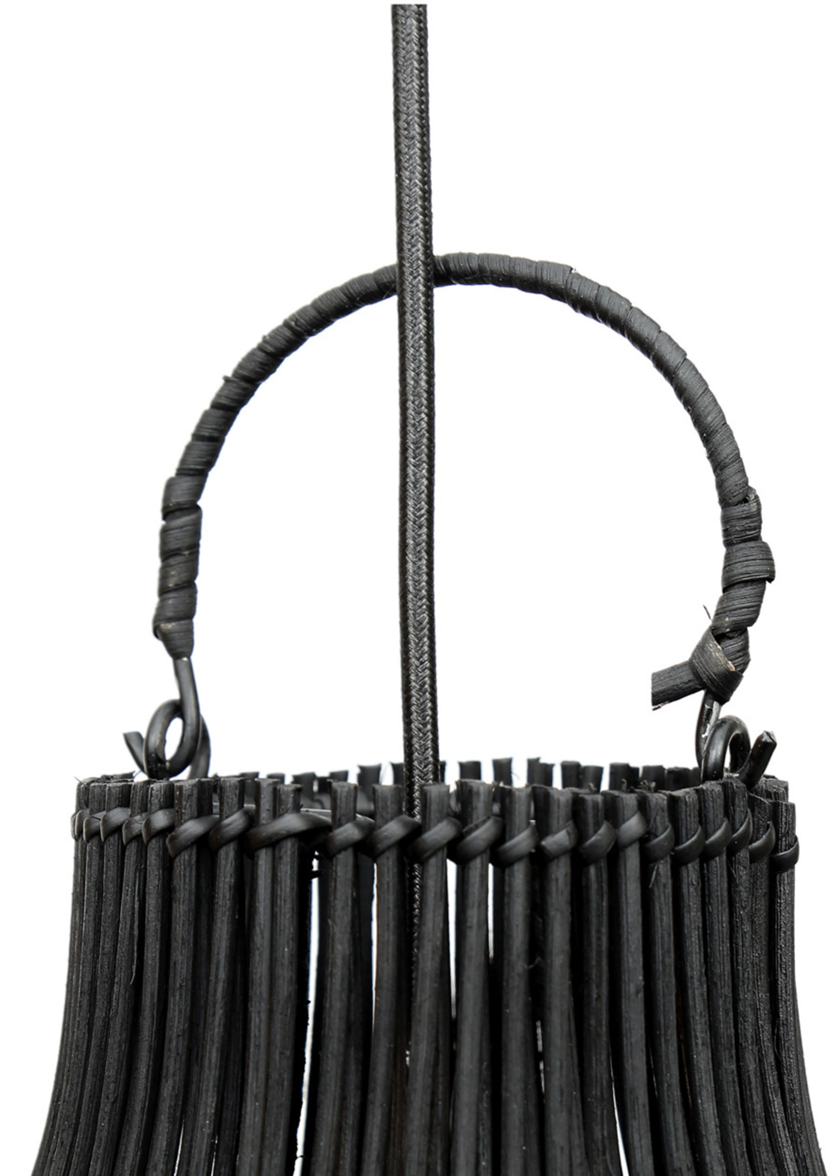 The Lobster Trap Pendant - Black - L