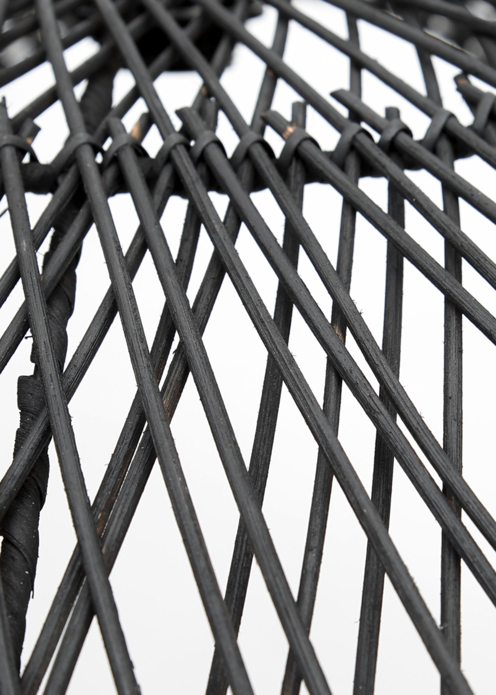 The Chapeau Pendant - Black - L