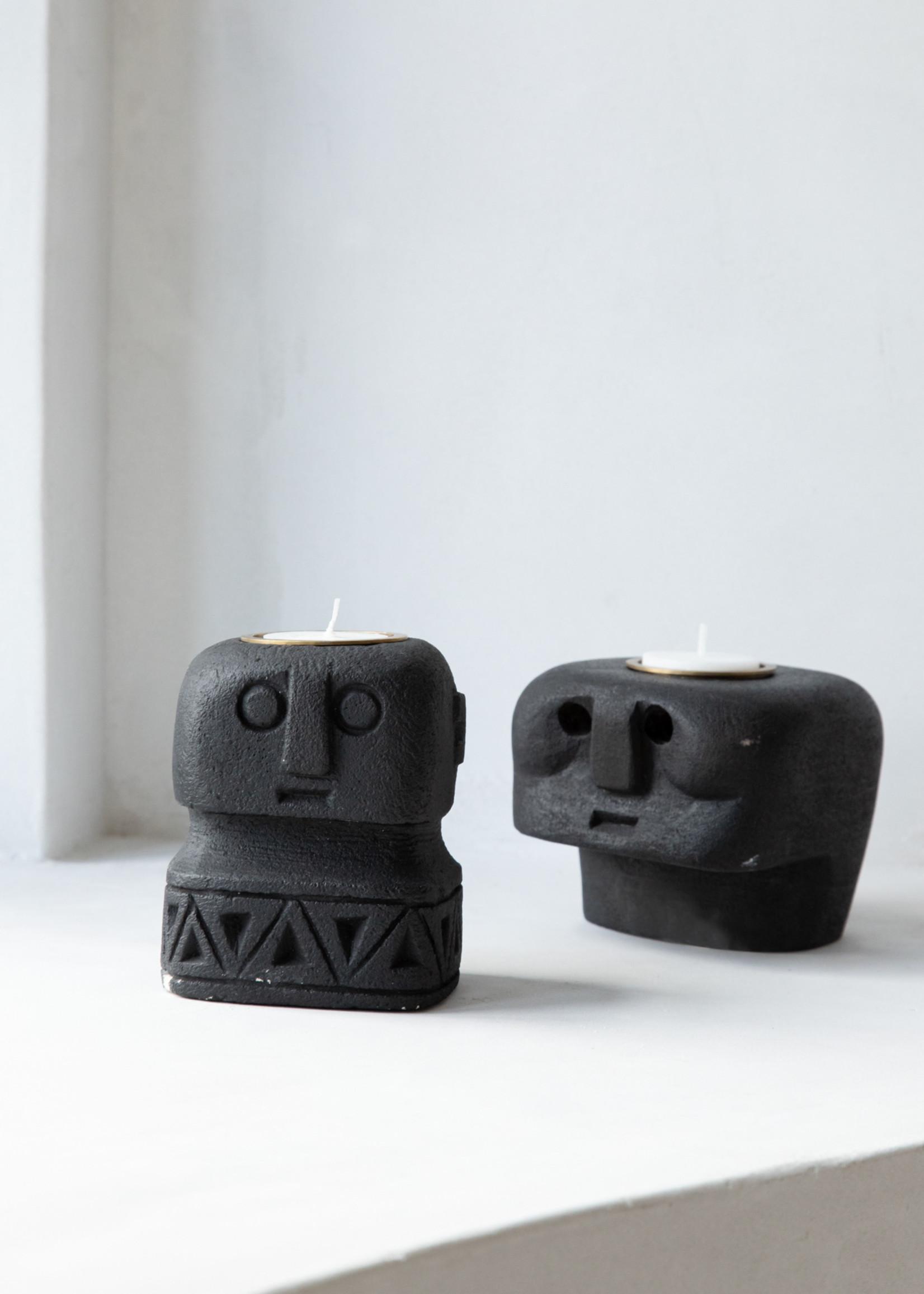 The Sumba Stone #27 Candle Holder