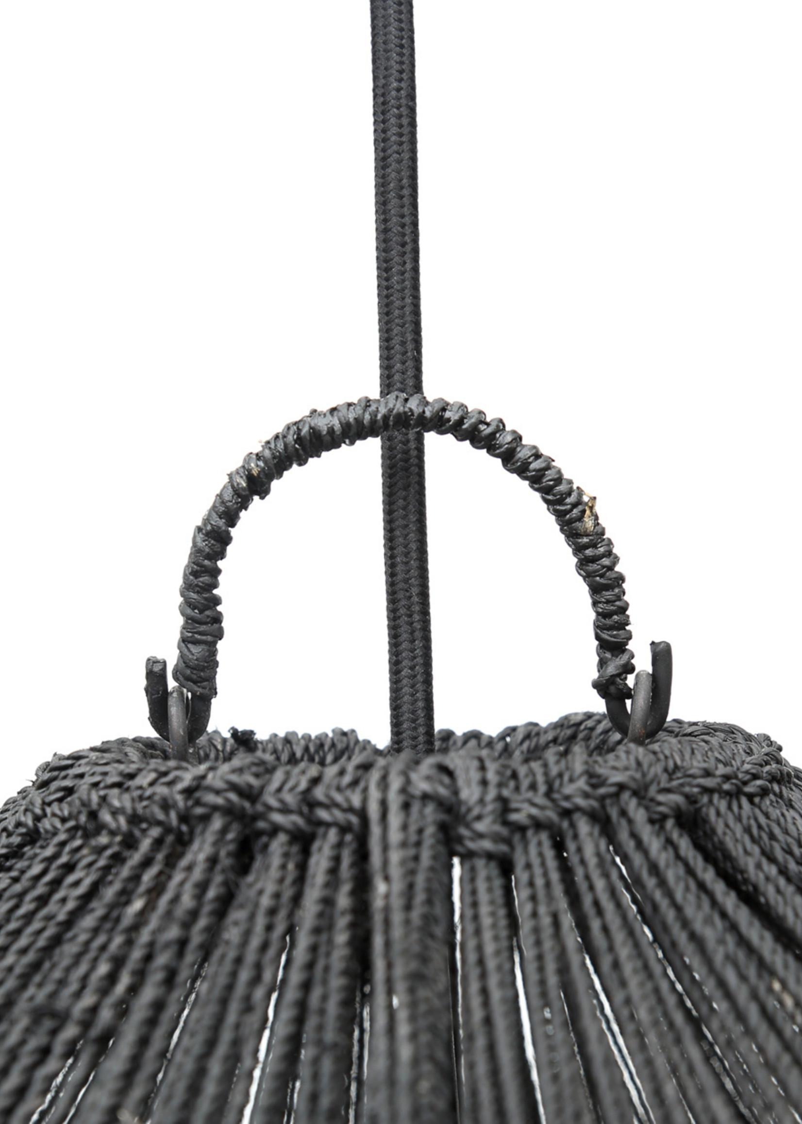 The Conic Pendant - Black - M