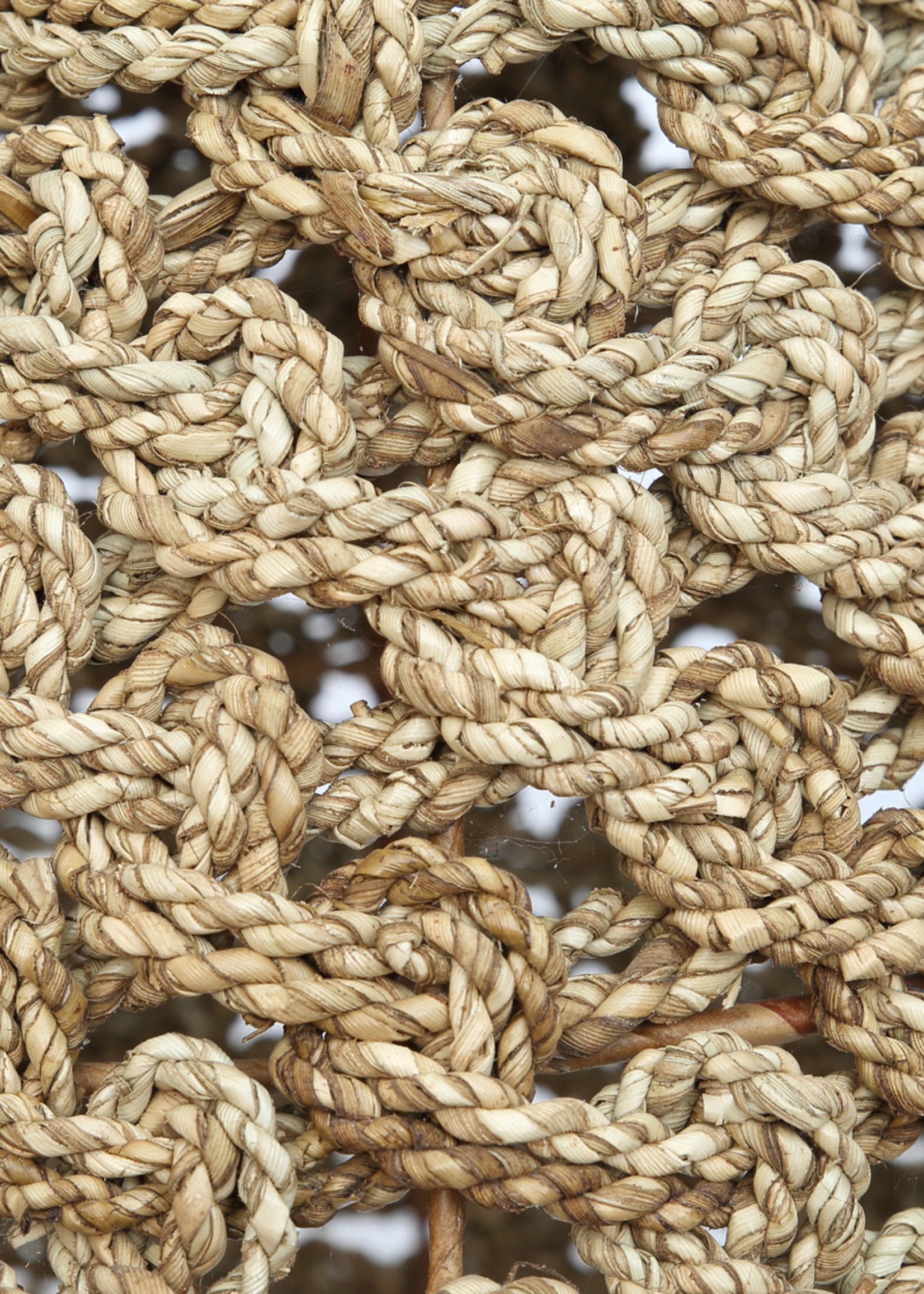 The Seagrass Pendant - Natural - Small