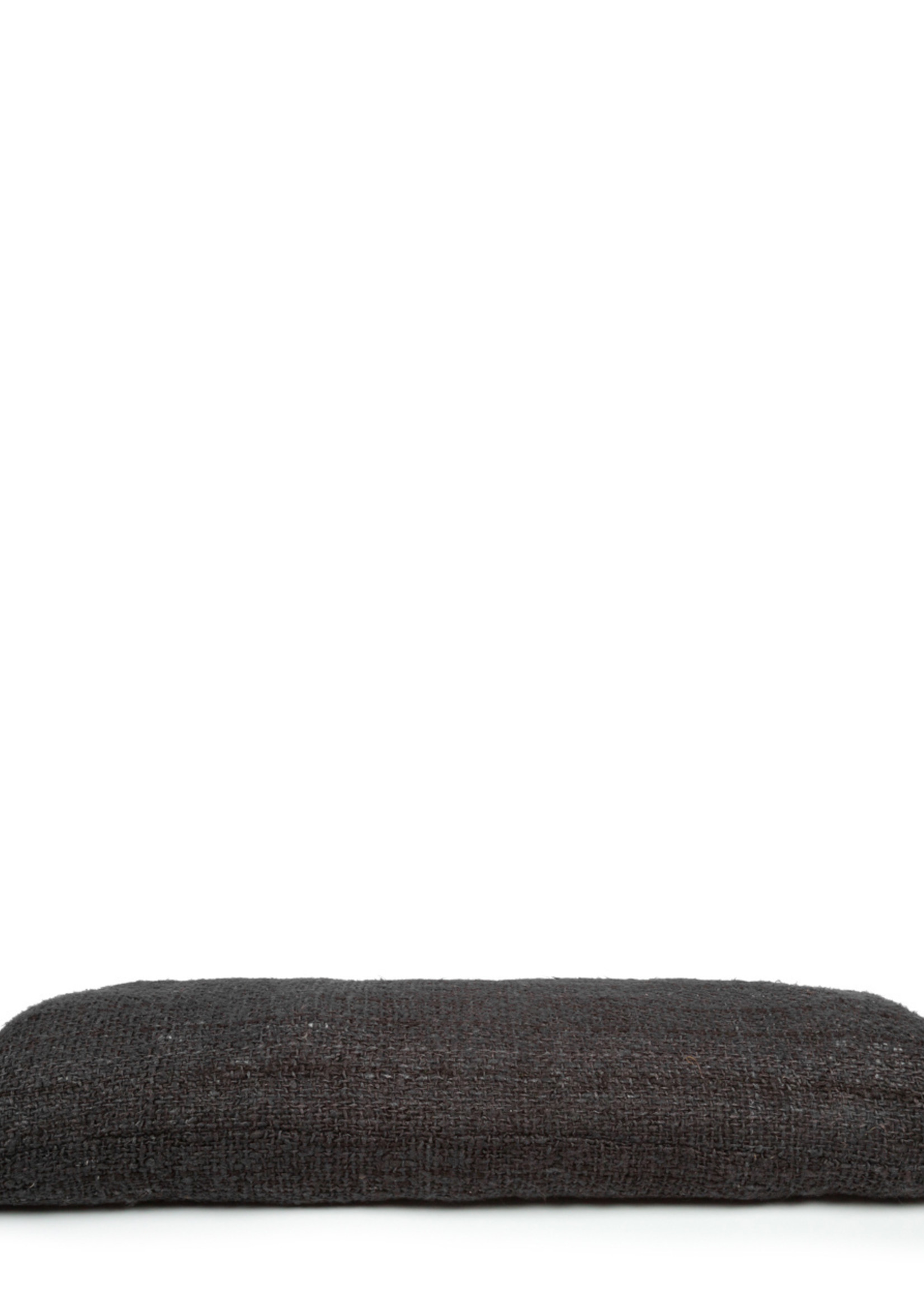 The Oh My Gee Cushion - Black Navy