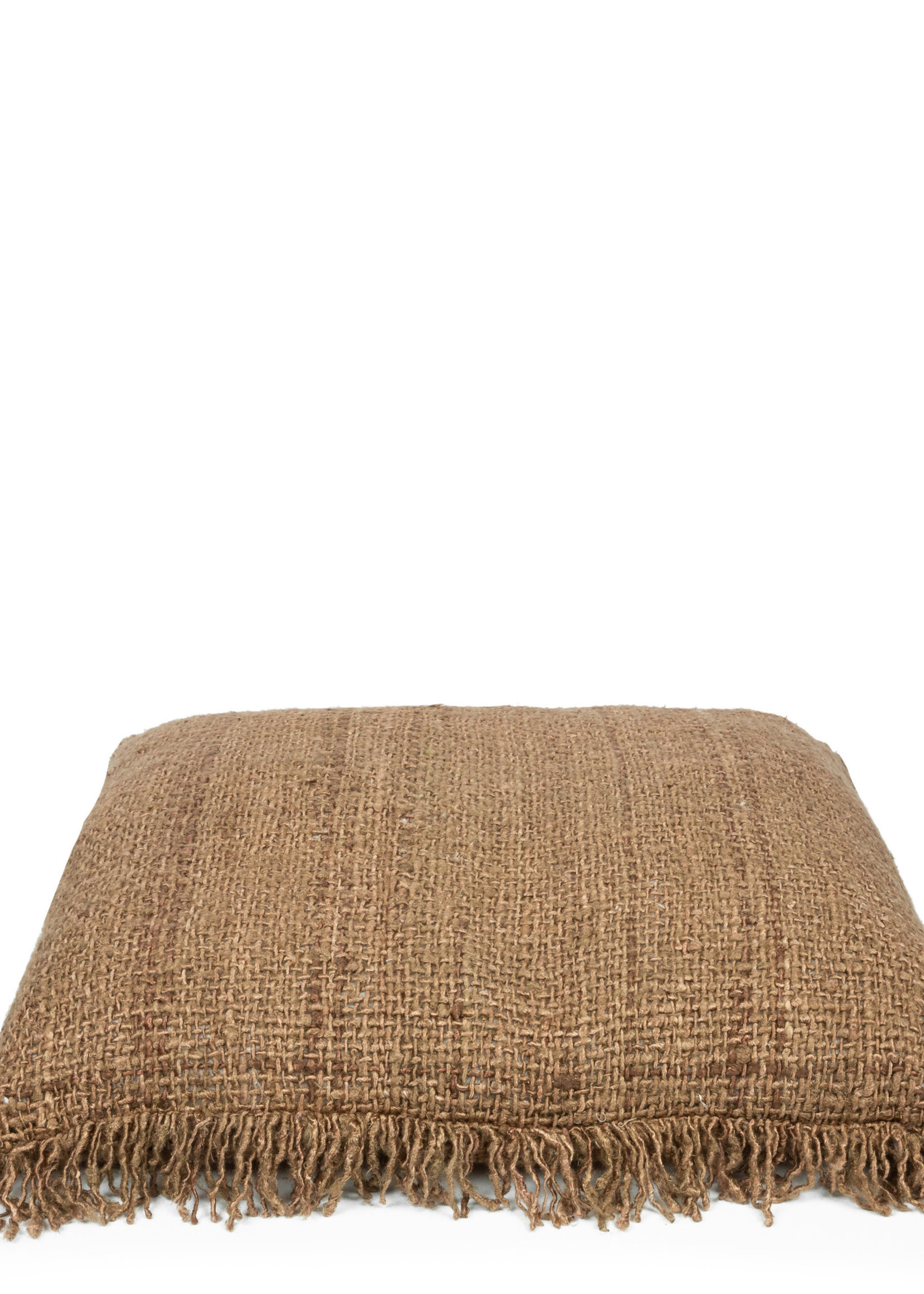 The Oh My Gee Cushion - Brown