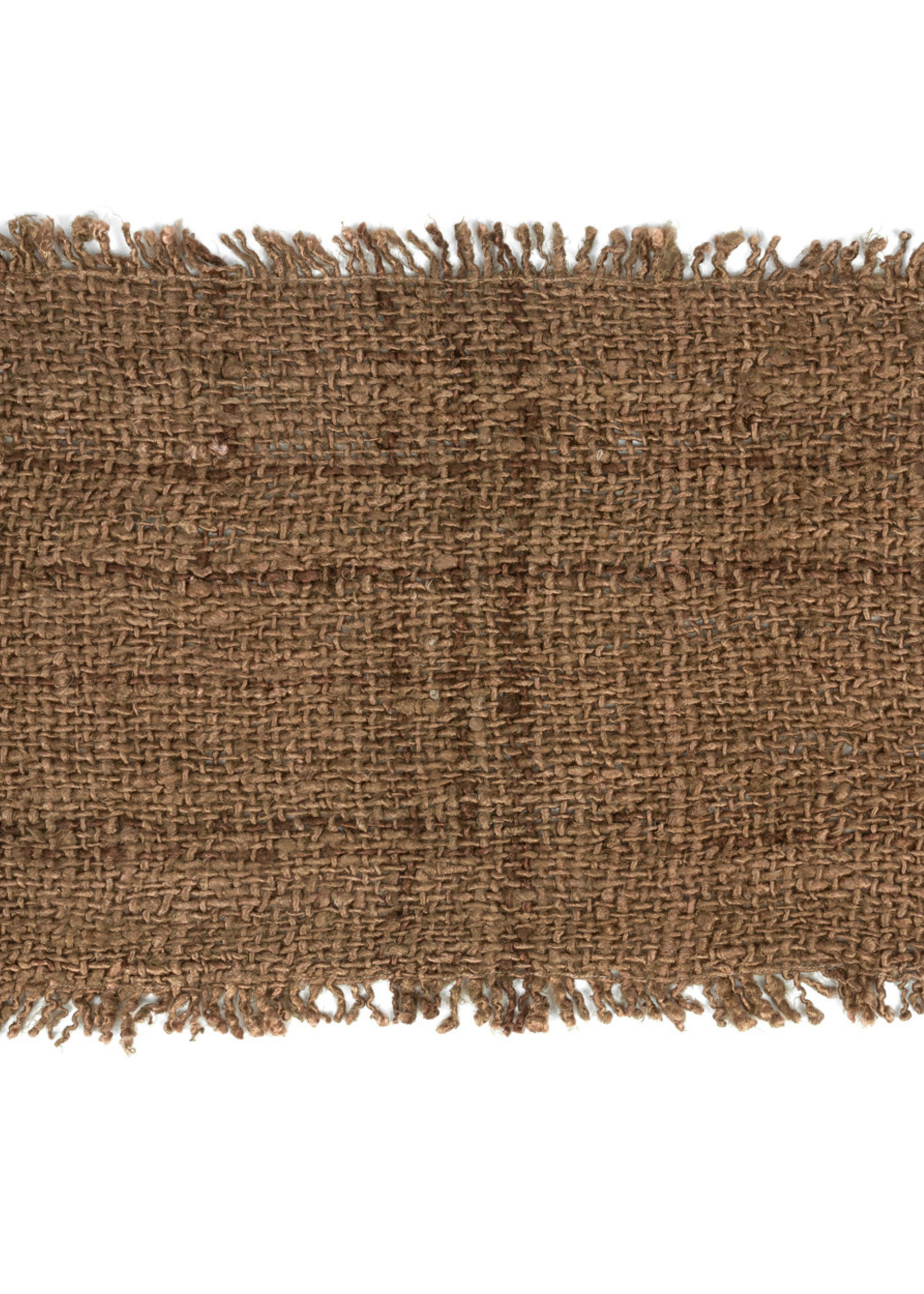 The Oh My Gee Placemat - Brown