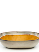 The Comporta Oval Bowl