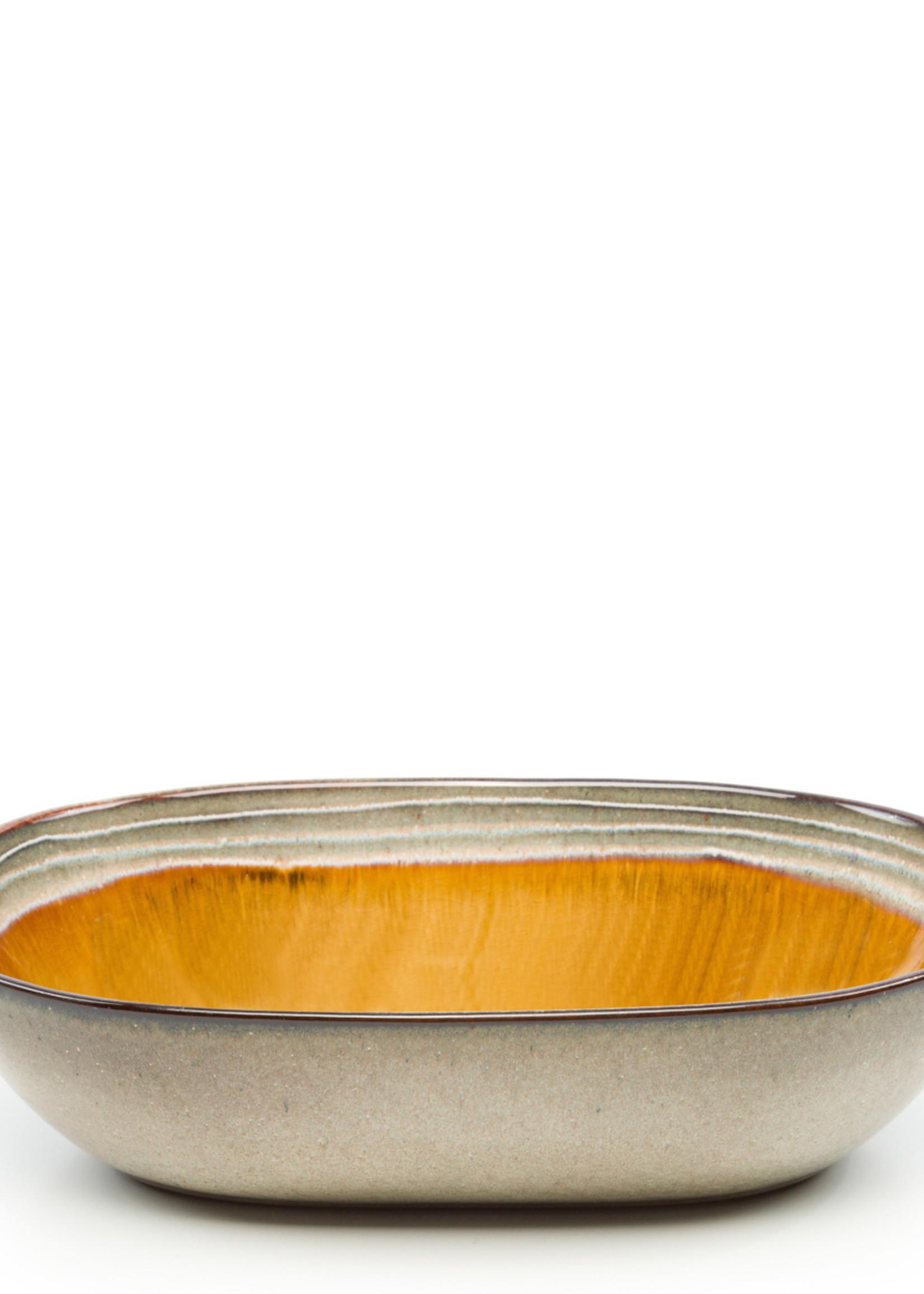 The Comporta Oval Bowl - L