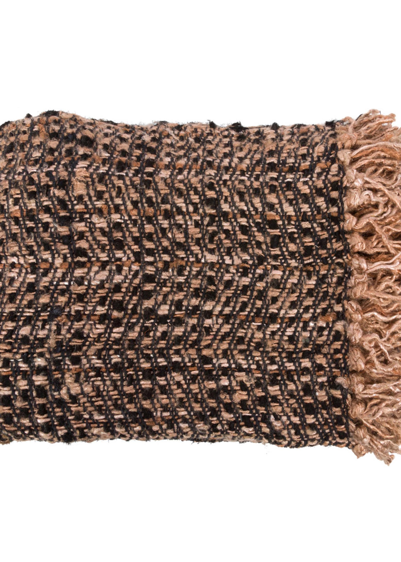 The s'il vous Plaid - Black Copper