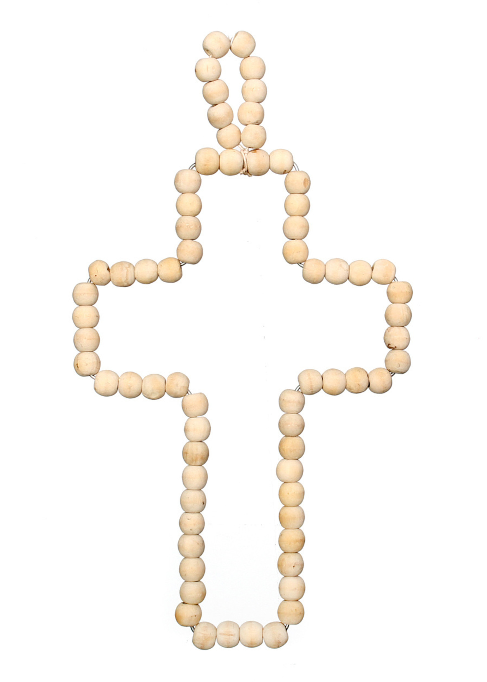 The Wooden Cross Natural