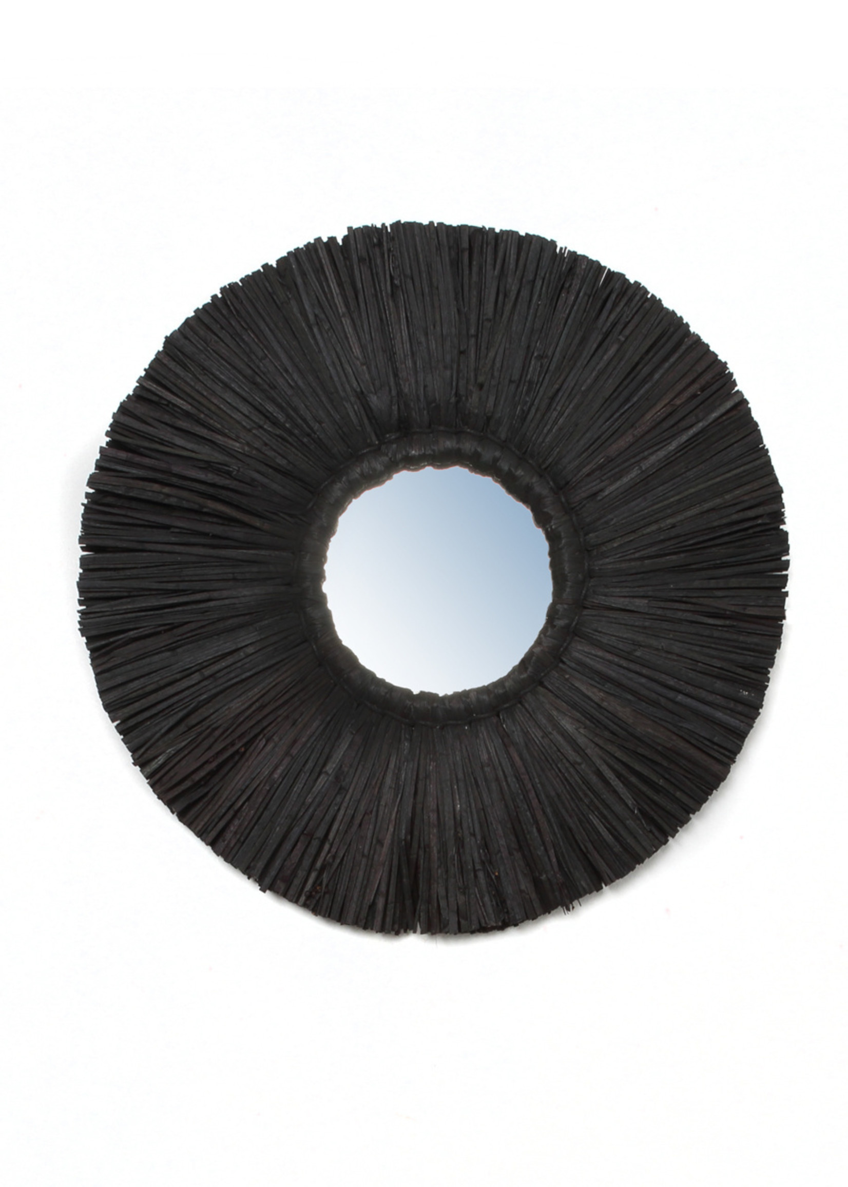 The Alang Alang Mirror - Black - S