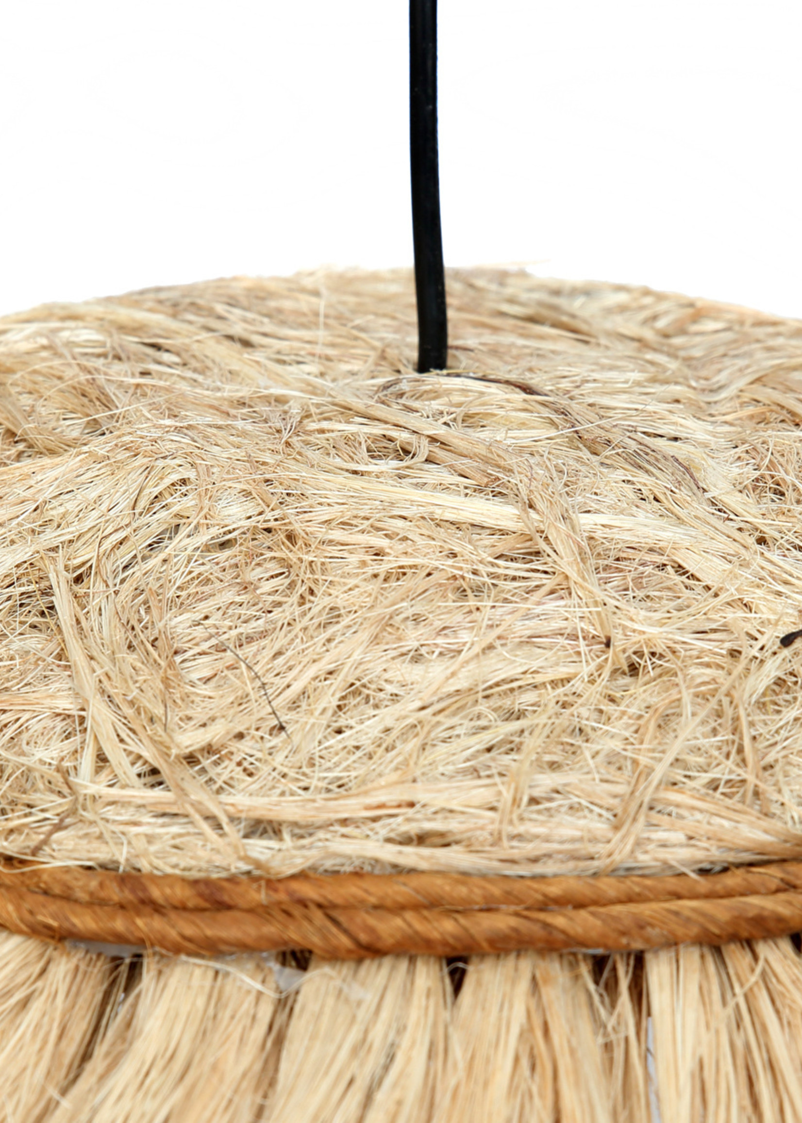 The Abaca Disc - Natural - L