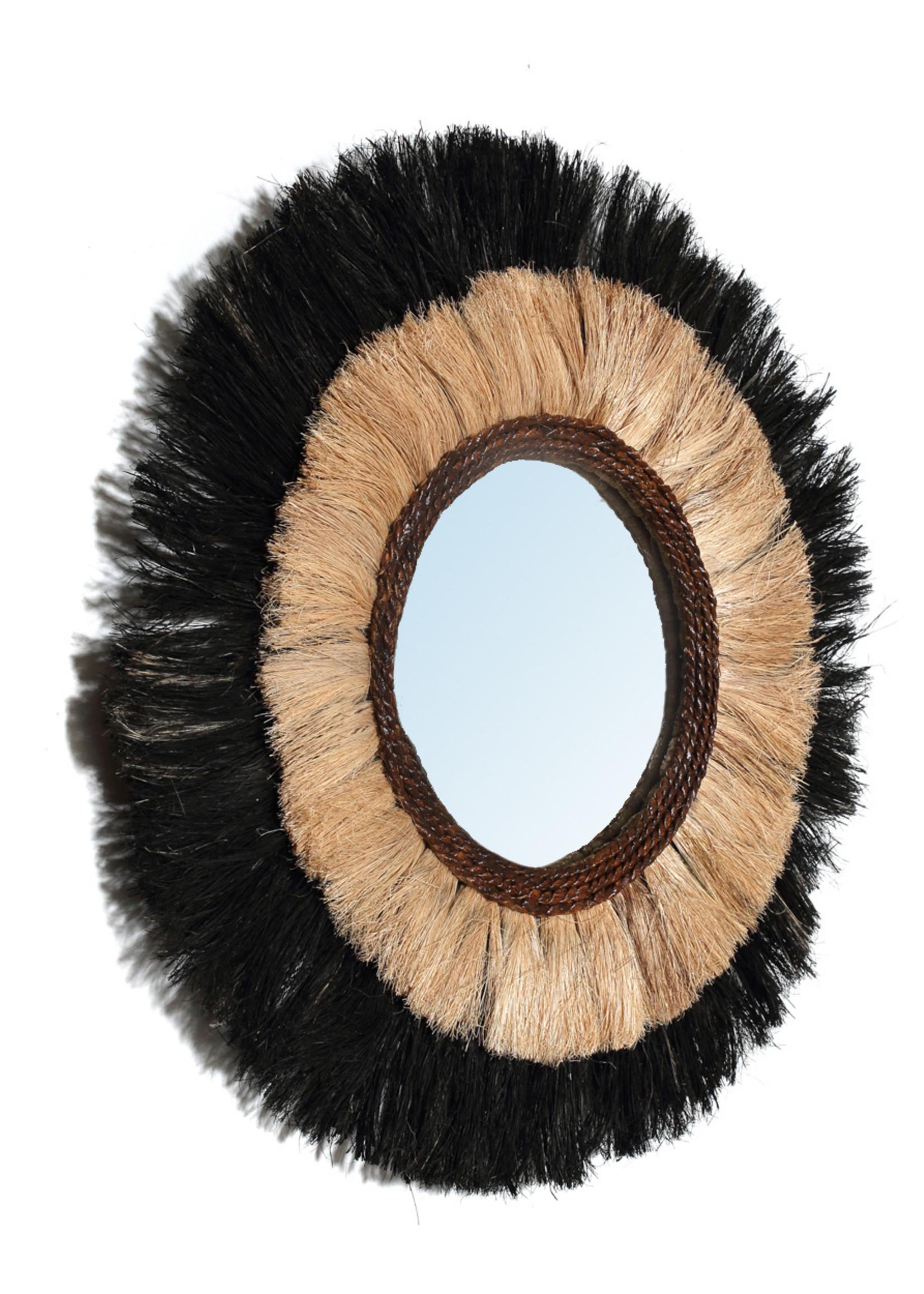 The Blackout Mirror - Natural Black - M