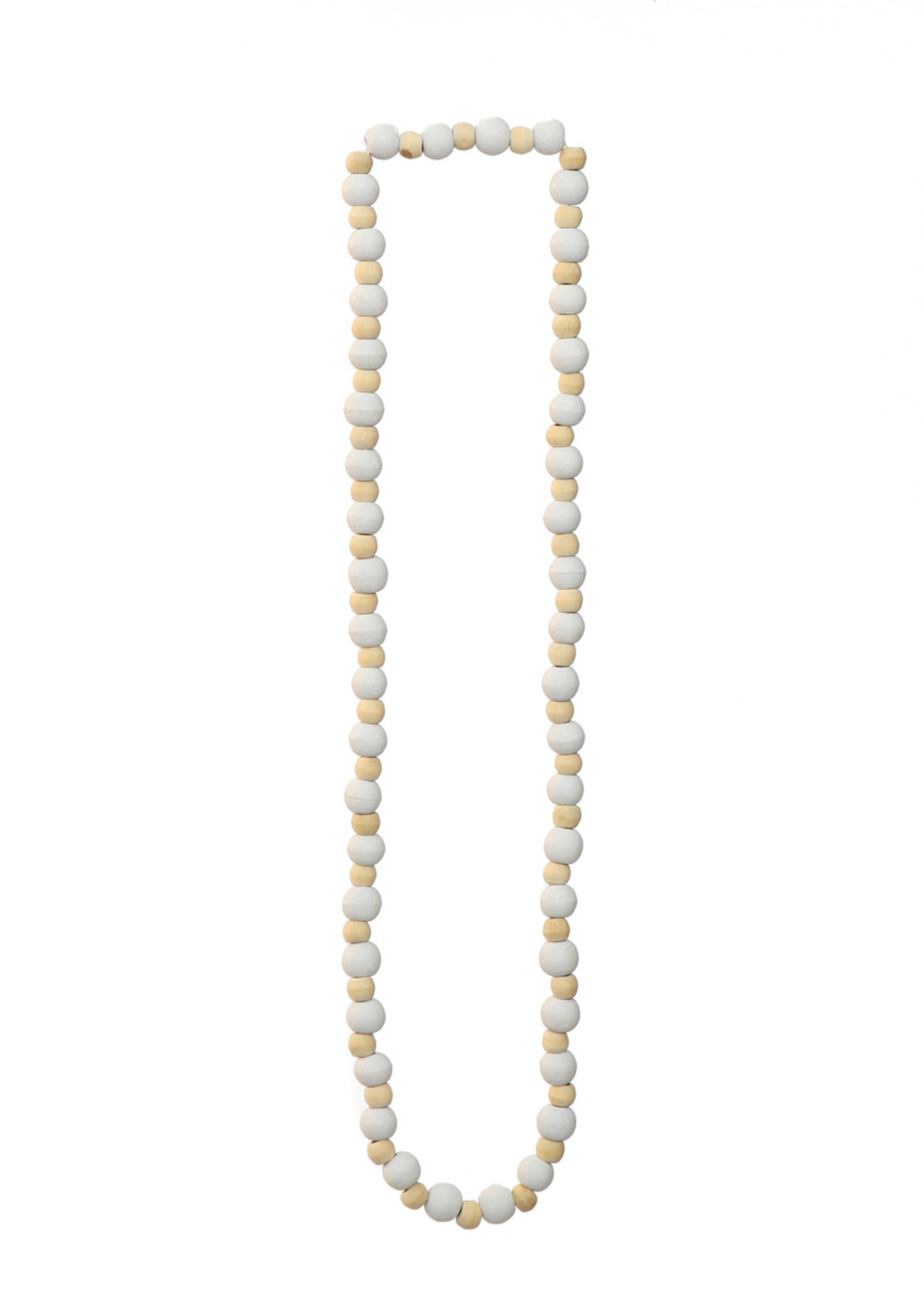 The Canggu Necklace - Natural White