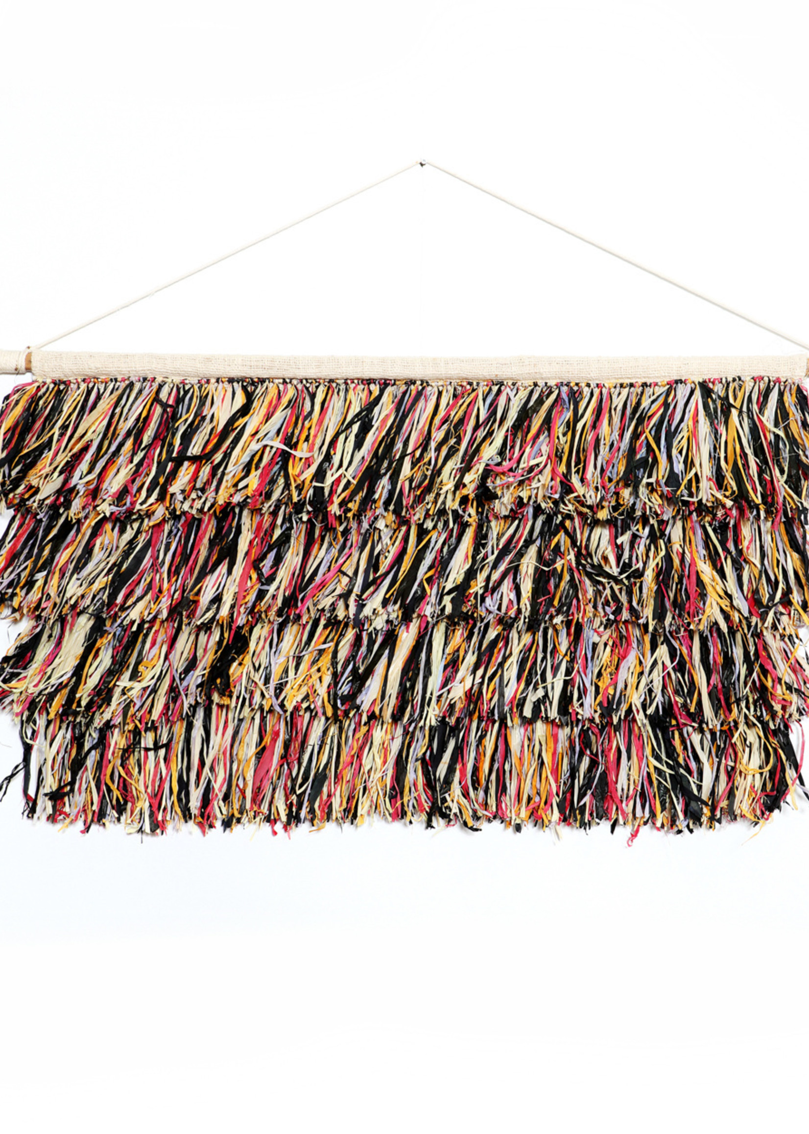 The Friday Fringes - Mixed Colors