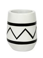 The Santorini Bathroom Mug