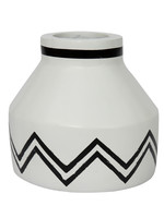 The Santorini Conic Vase