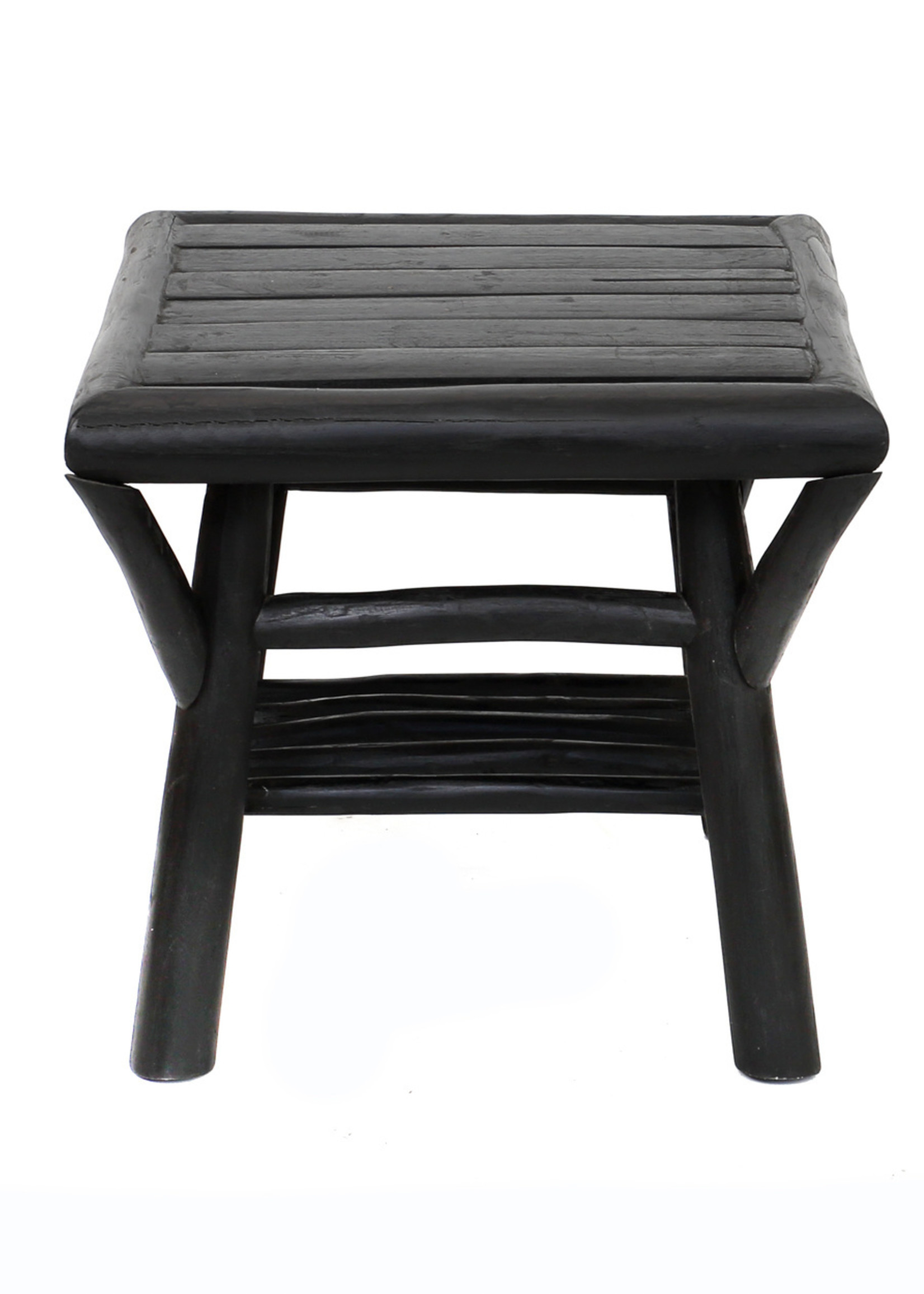 The Tulum Side Table - Black