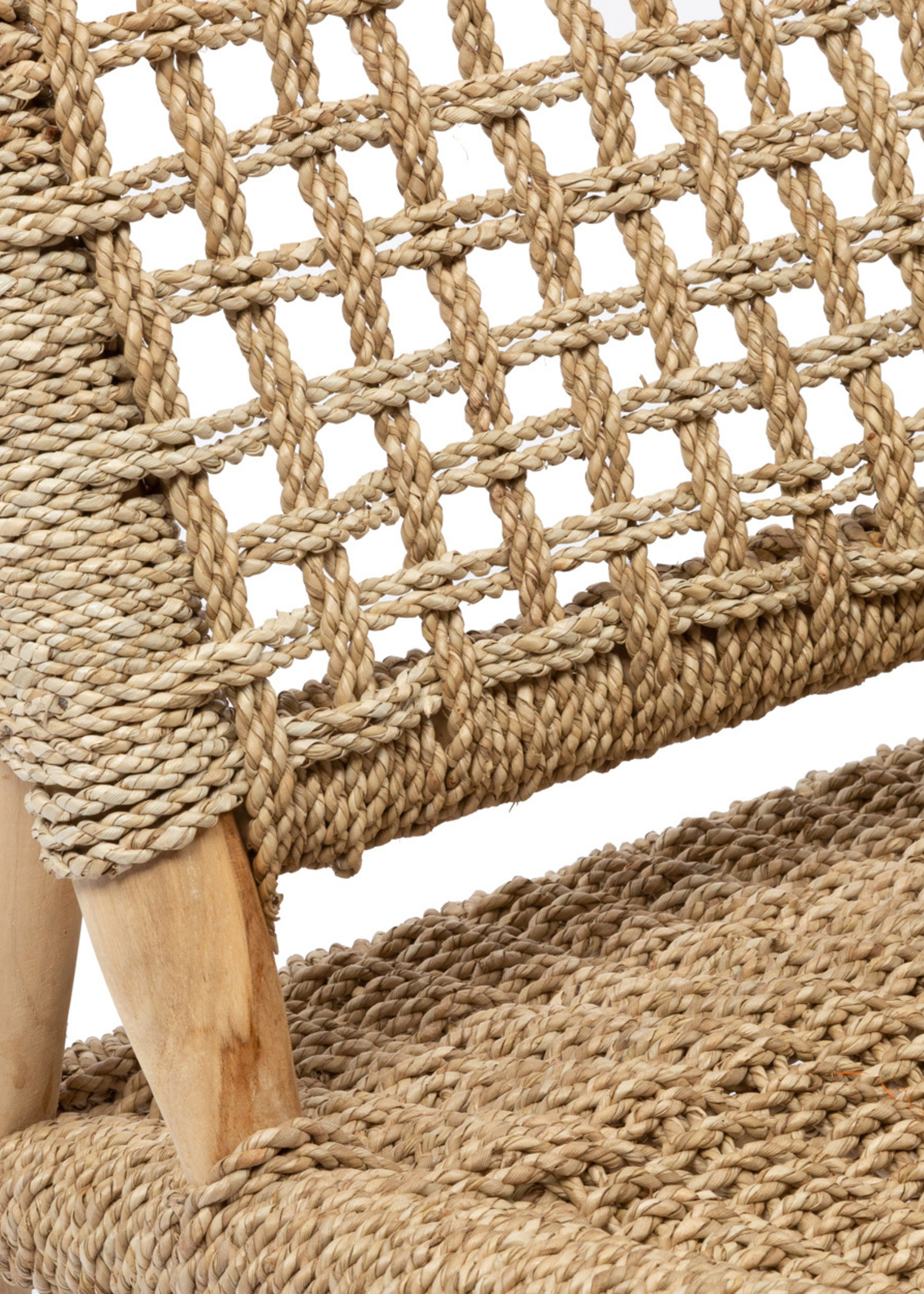 The Island Sisal One Seater - Natural