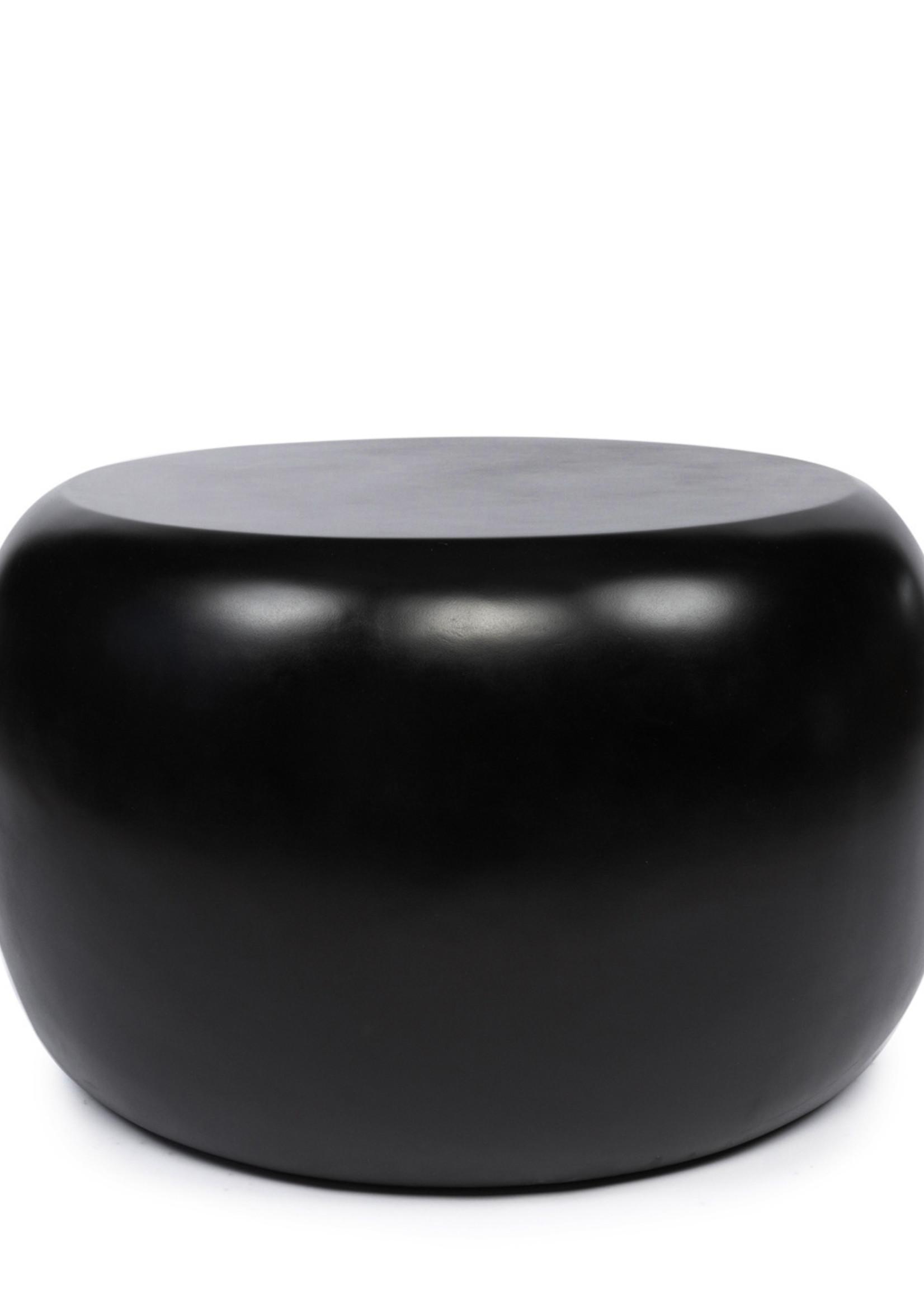 The Matt Side table - Black