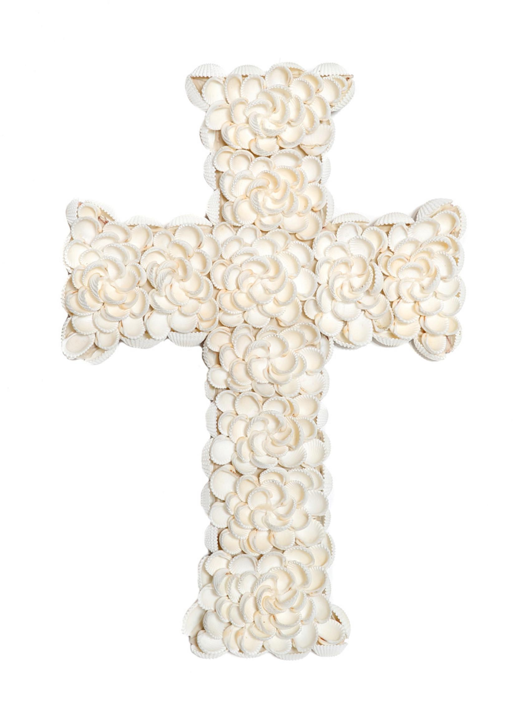 The Palawan Cross - White - M